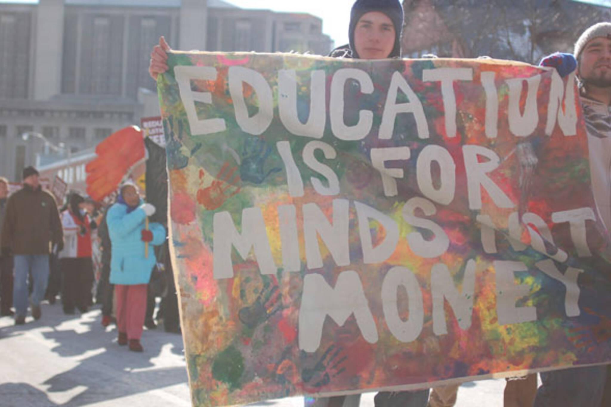 york university strike 2008 2009