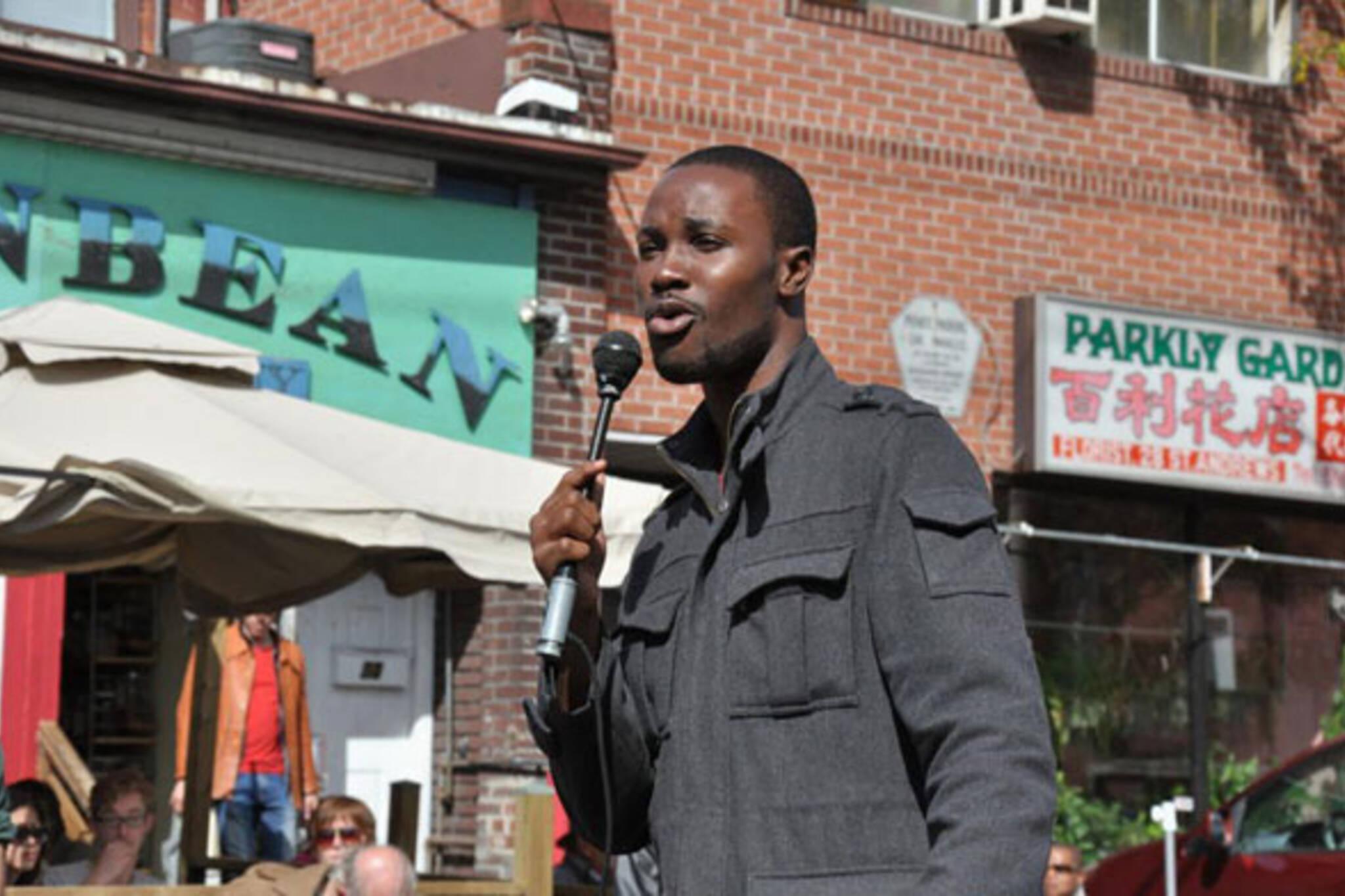 Canadian Festival of Spoken Word