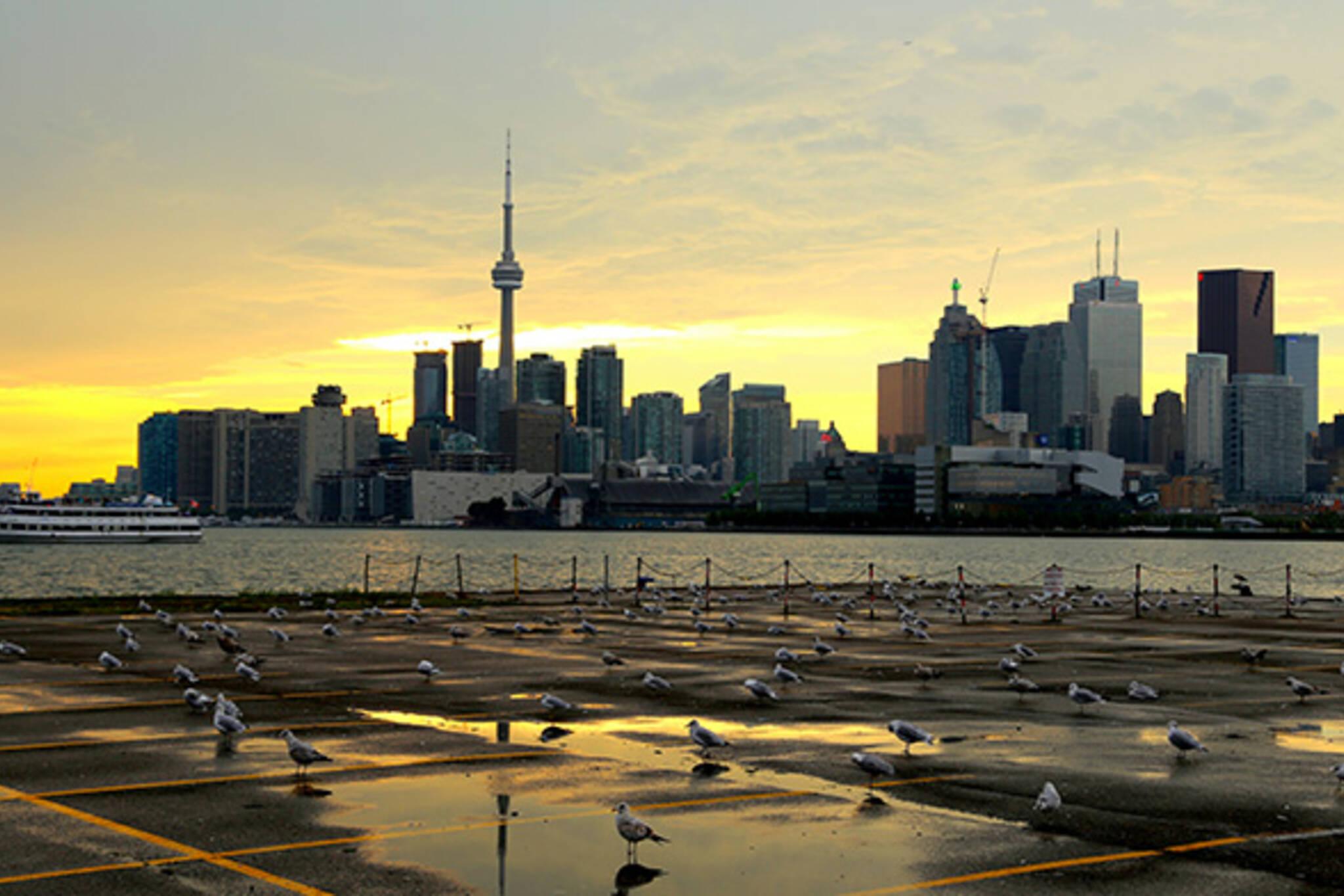 Toronto attractive city