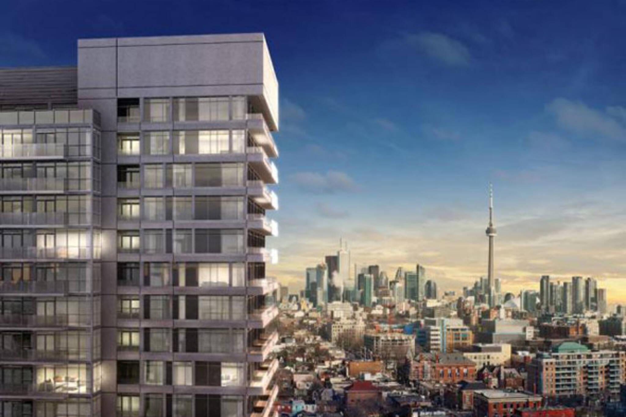 Carnaby Condo Toronto