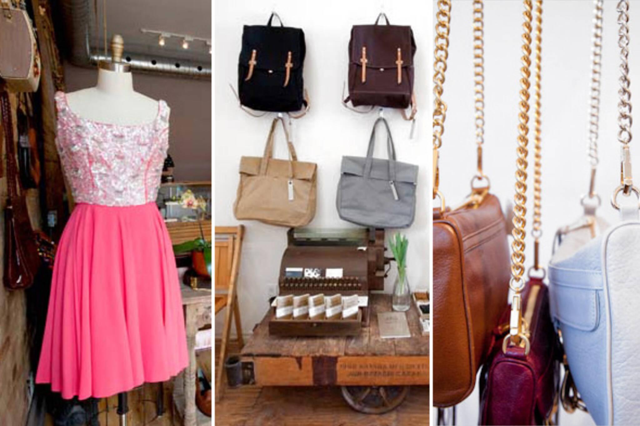 Best Fashion Stores Toronto