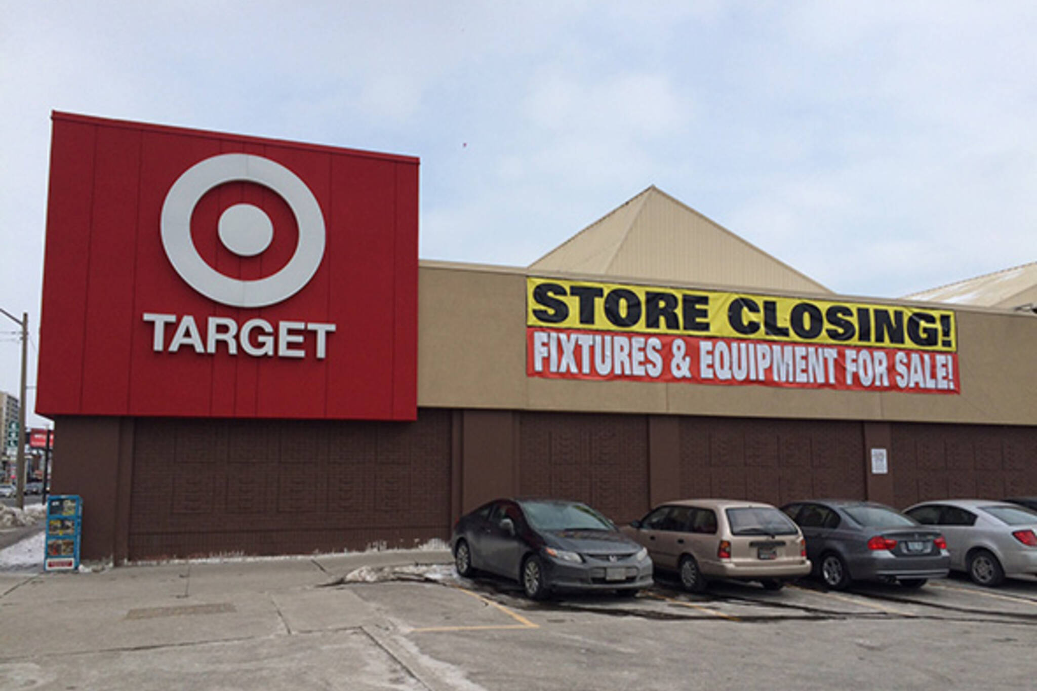 target close toronto