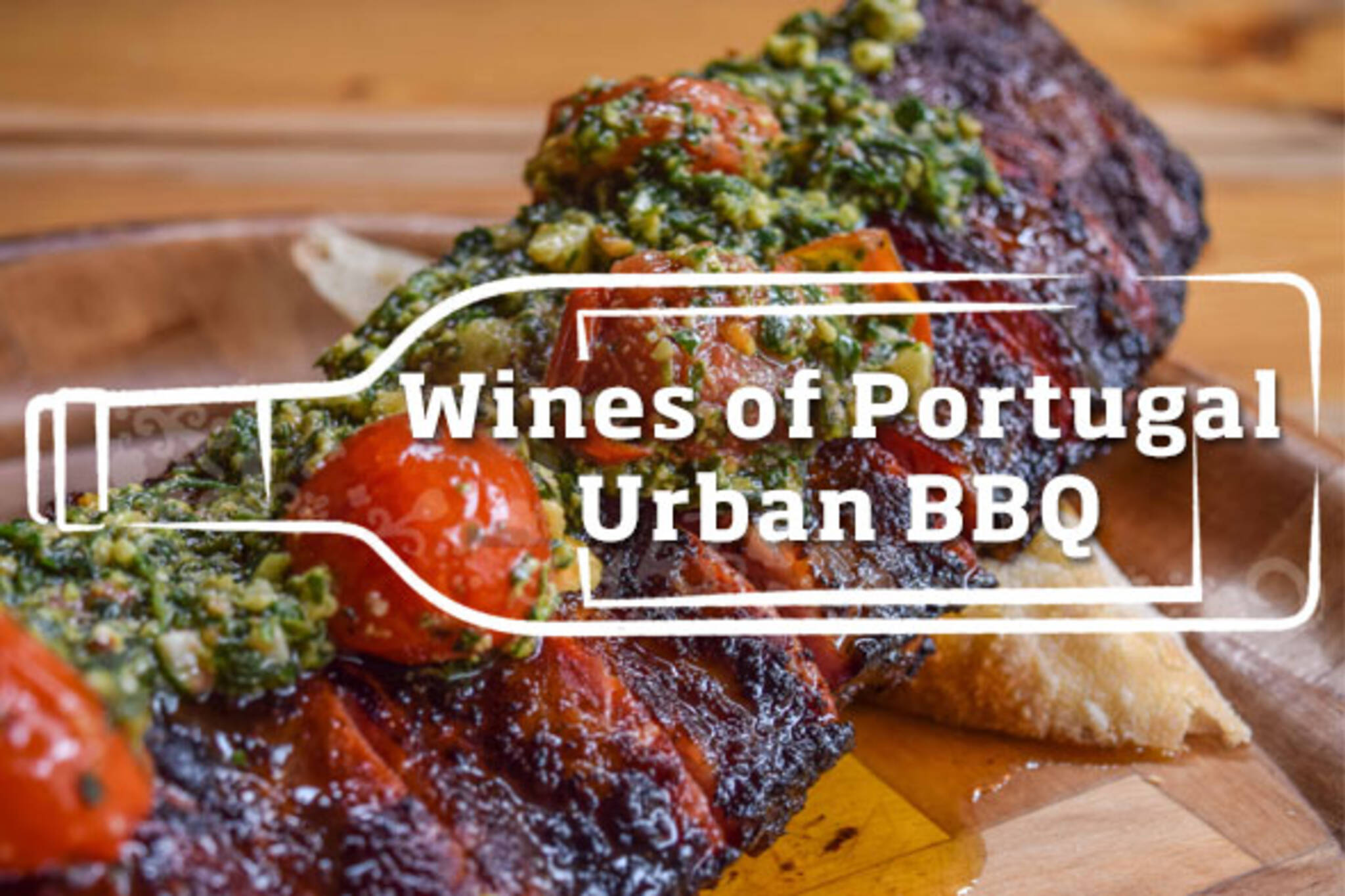 wines of portugal urban bbq