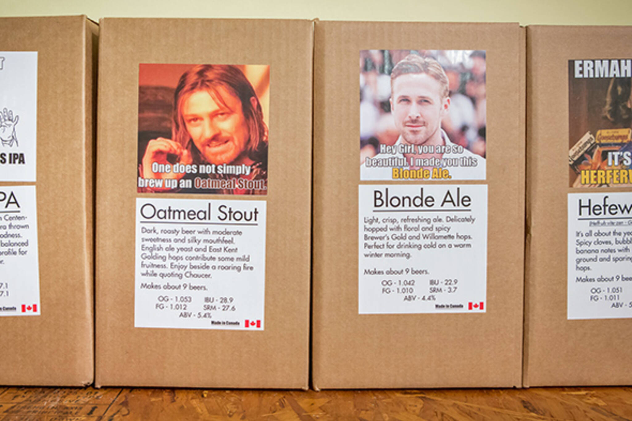 beer gift guide toronto