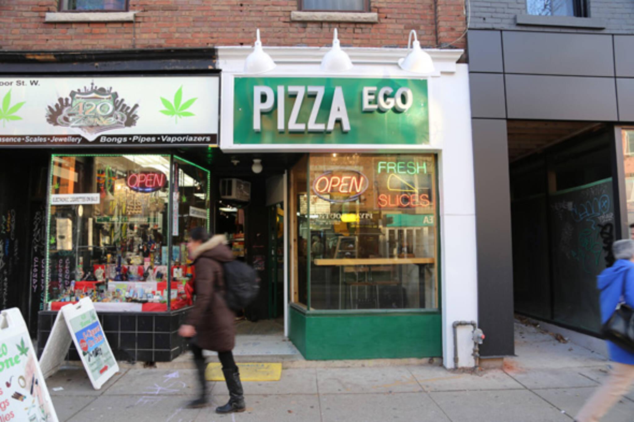 pizza ego