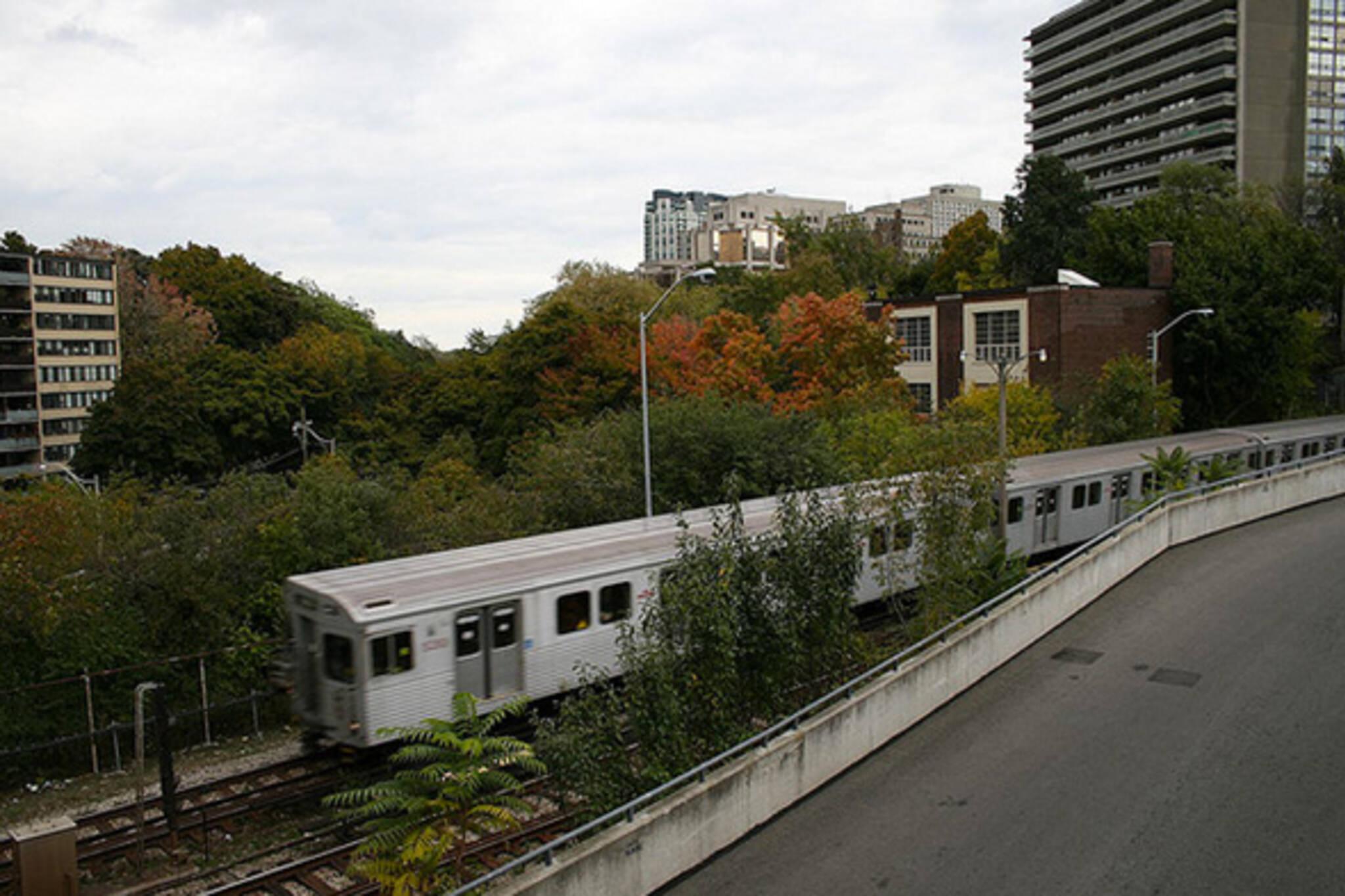 Toronto Transit Sales Tax