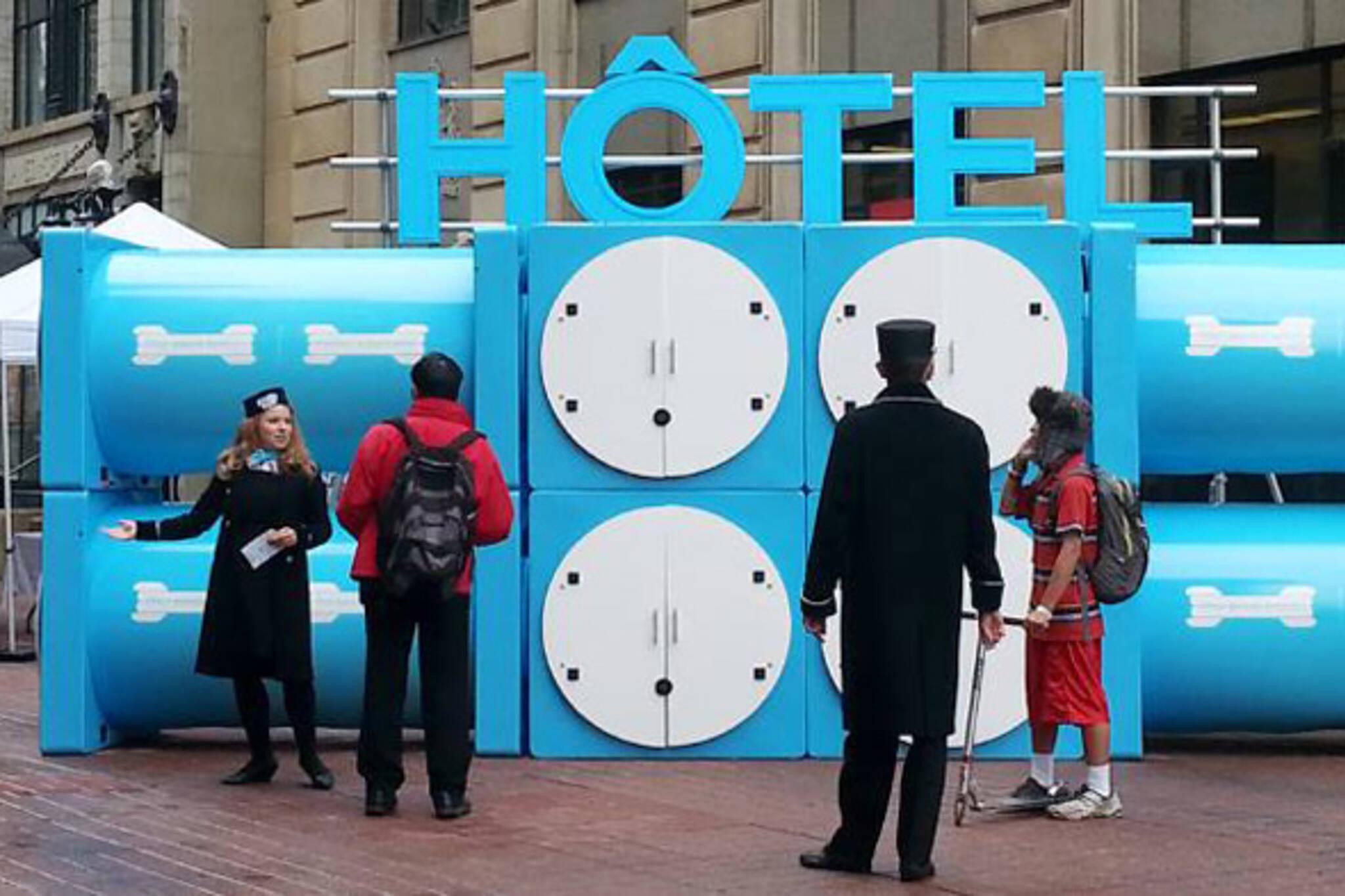 Pod Hotel Toronto
