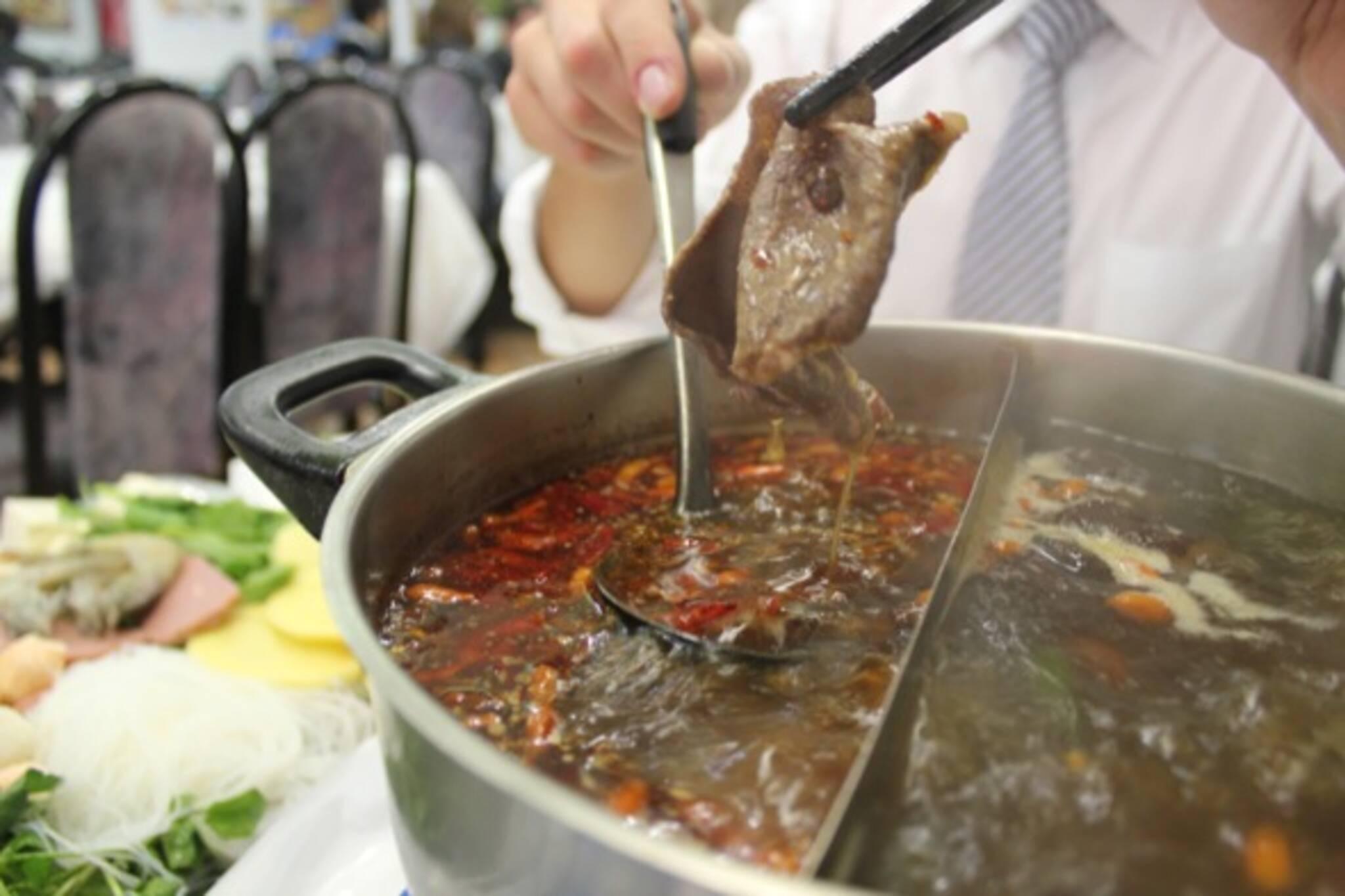 Hot pot chinatown toronto