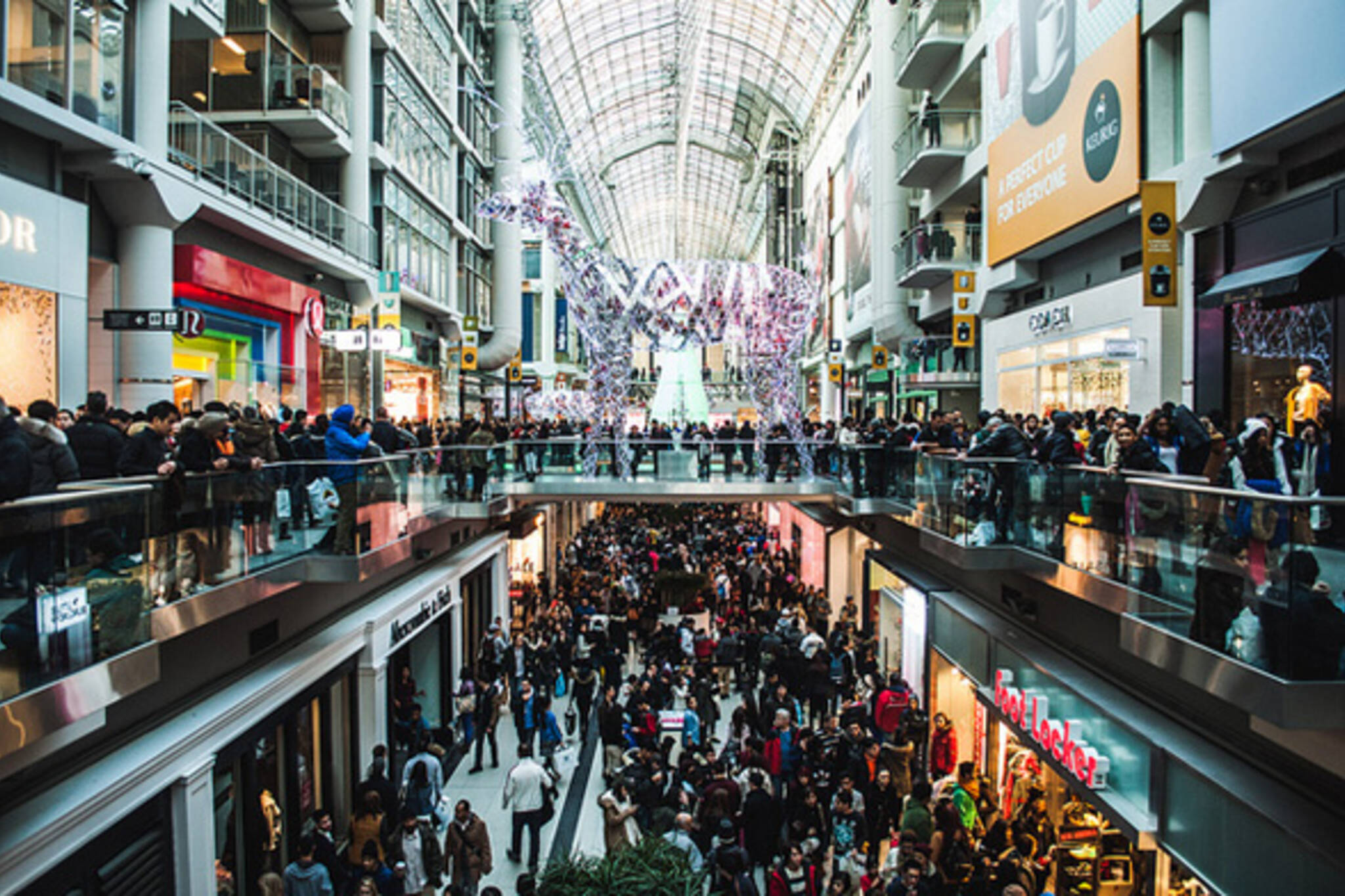 boxing day sales toronto