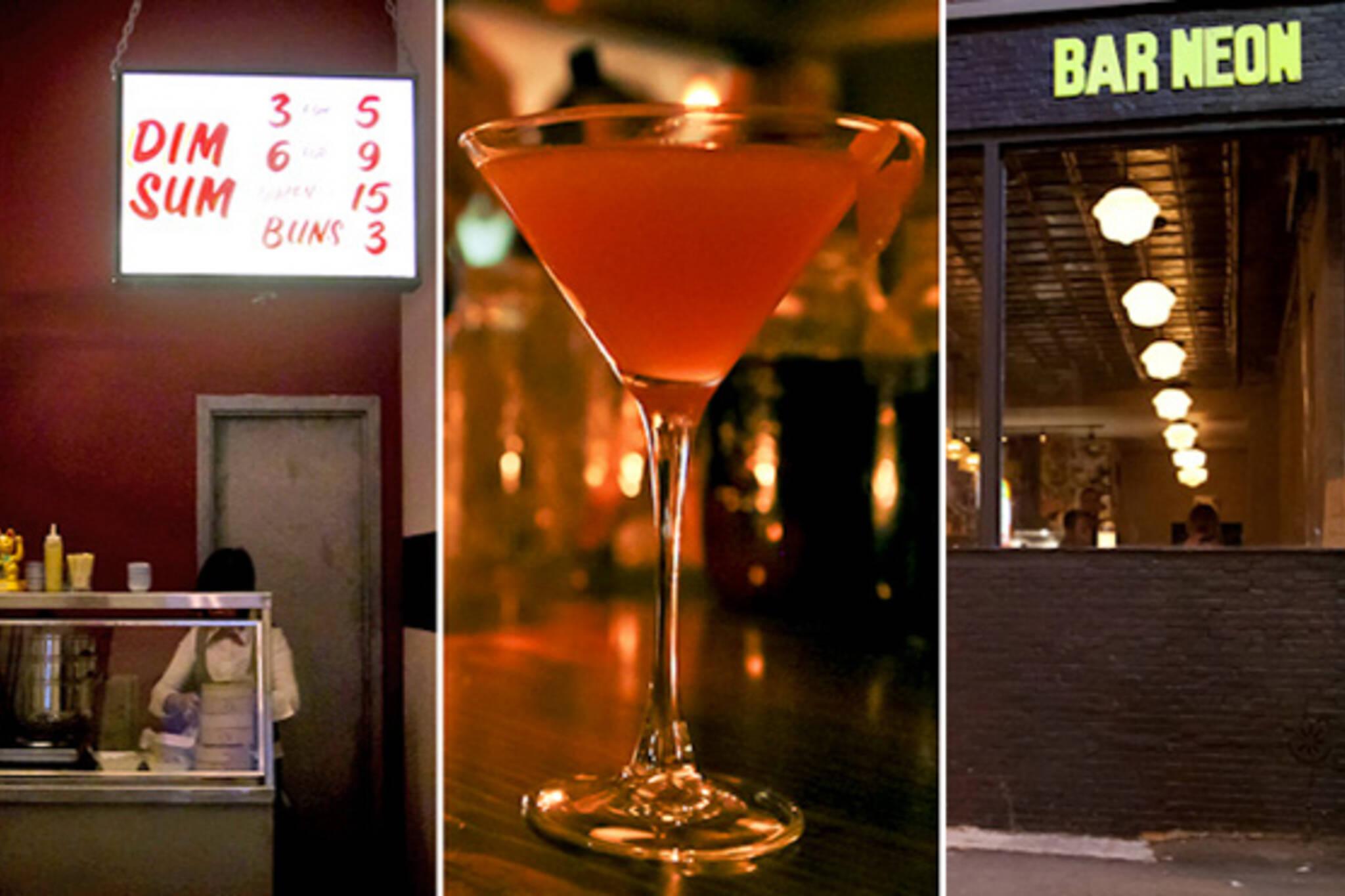 best bars Toronto 2011