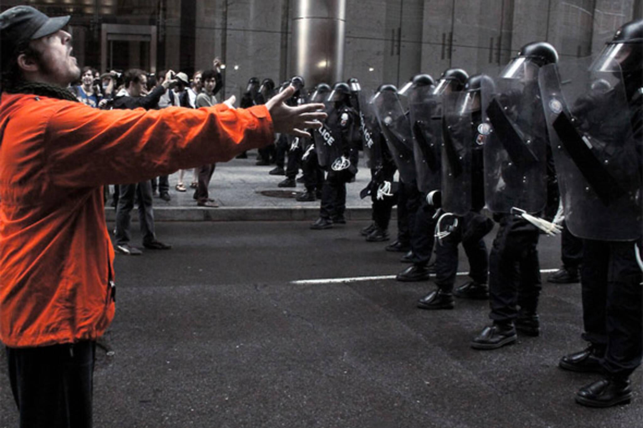 g20 toronto protest
