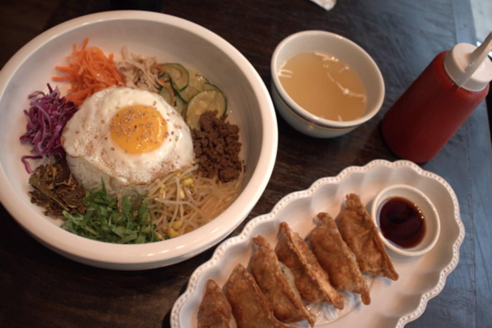 City Hall Korean food