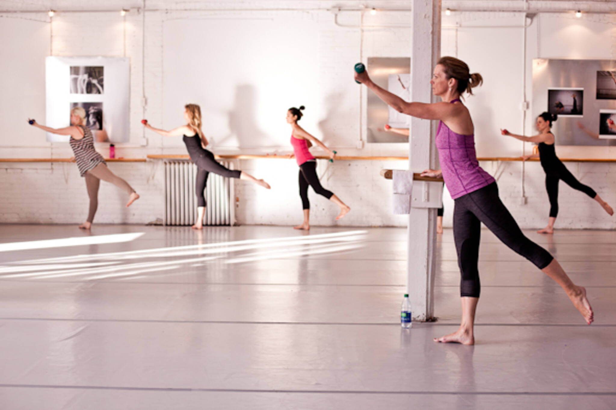 barre classes toronto