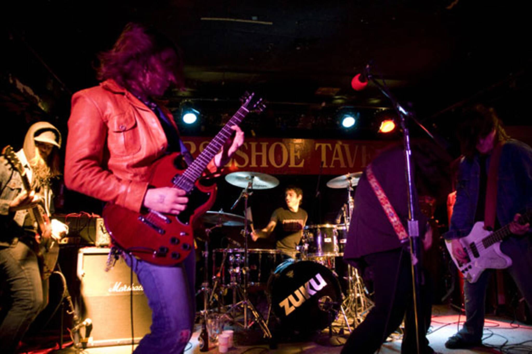 Horseshoe Rock