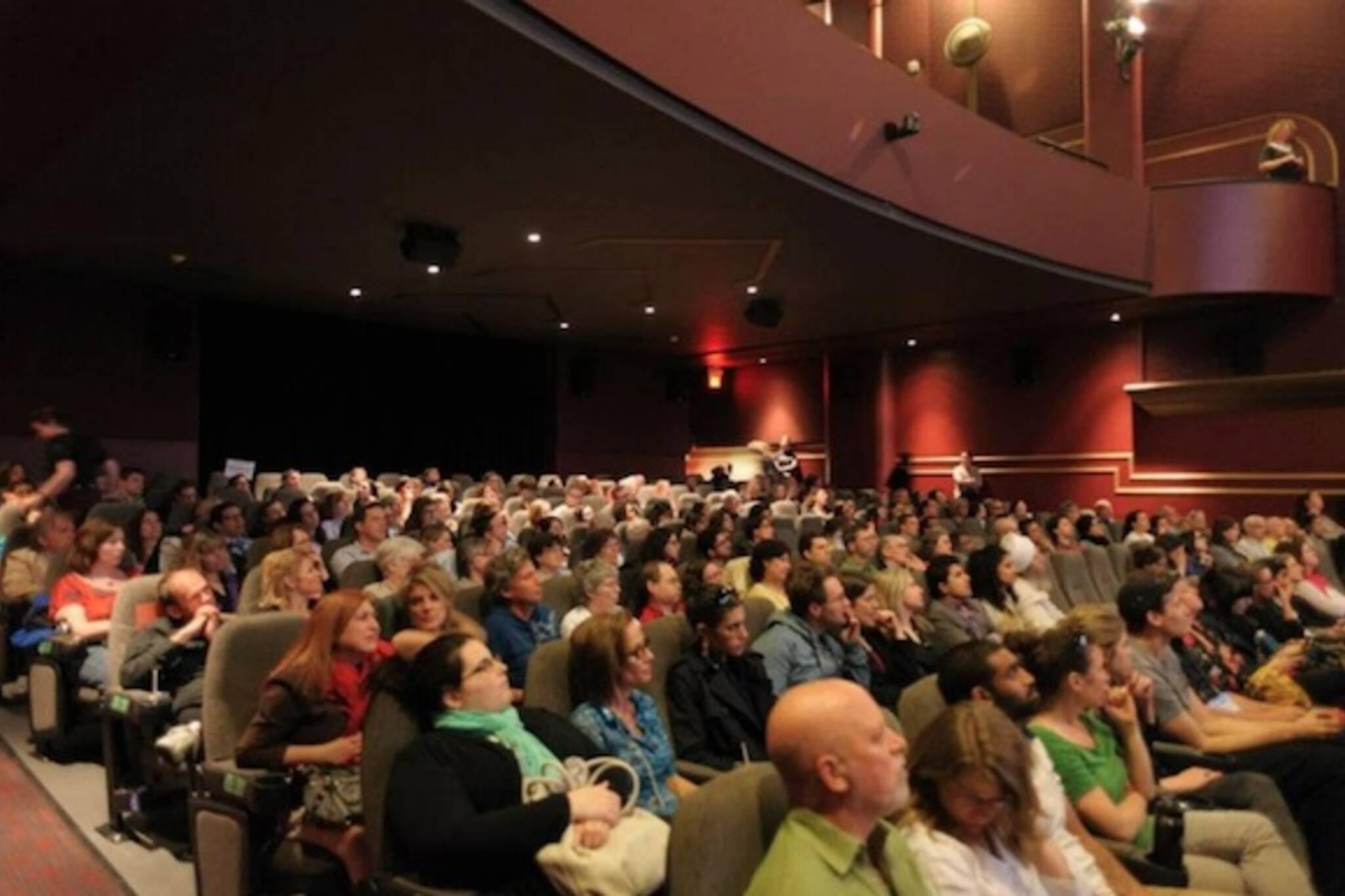 Bloor Hot Docs Cinema Toronto