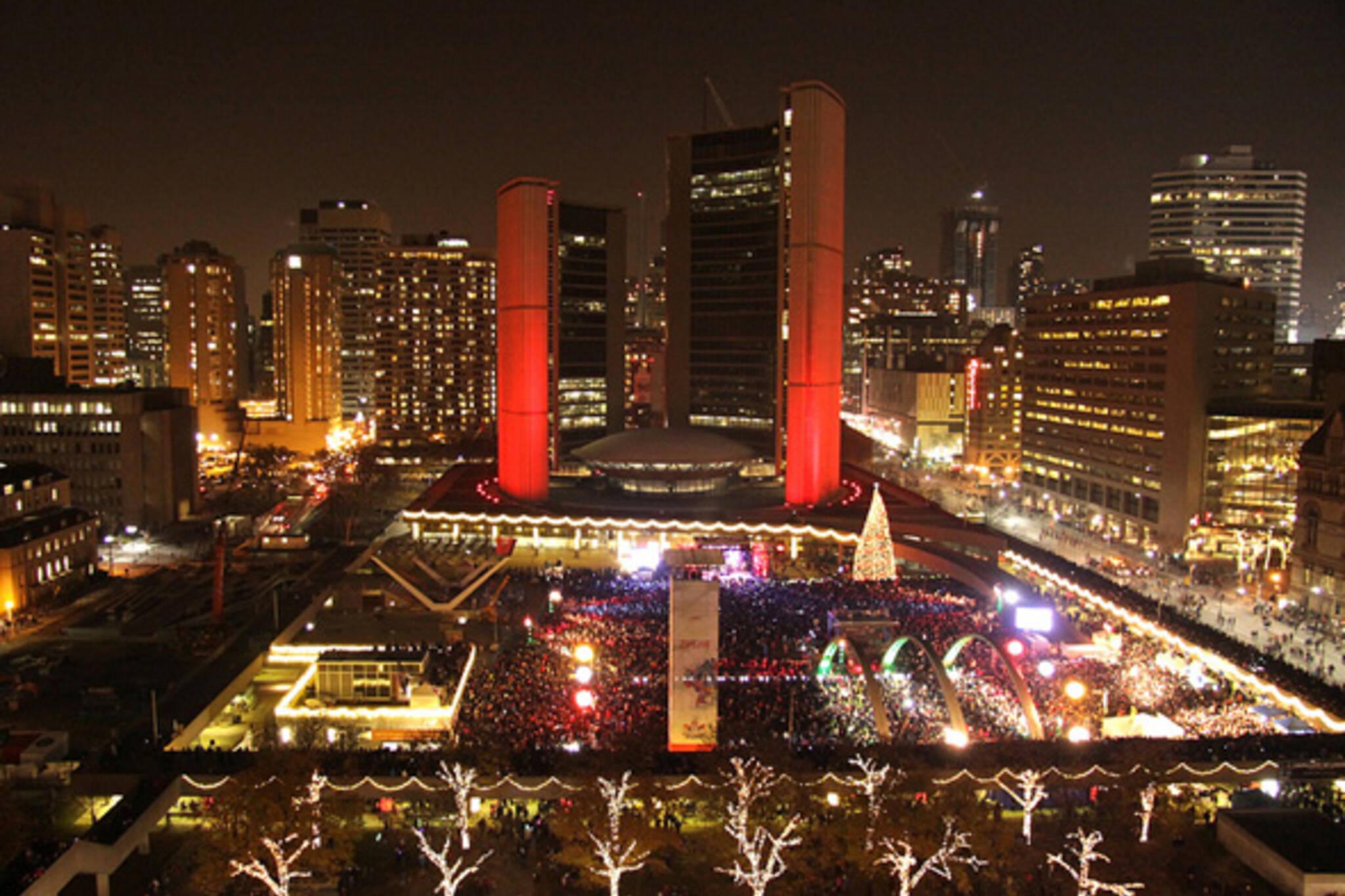 Cavalcade of Lights 2012