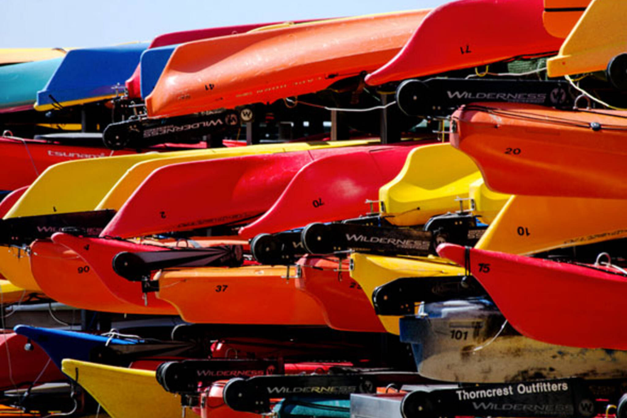 toronto kayak