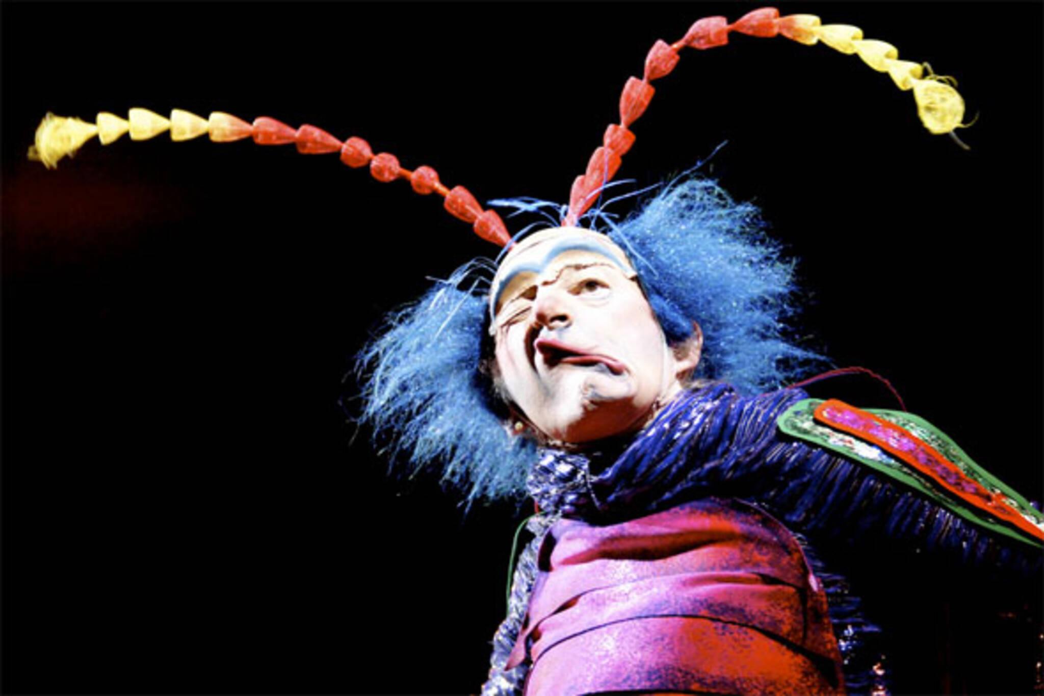 Cirque du Soleil Ovo Toronto
