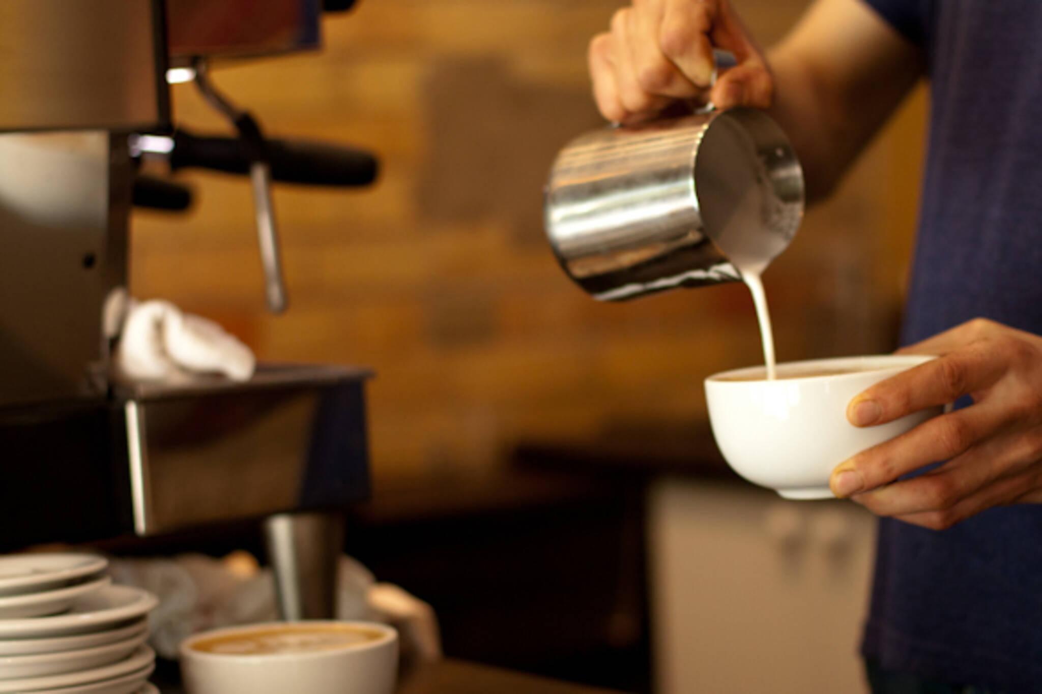 coffee shop toronto