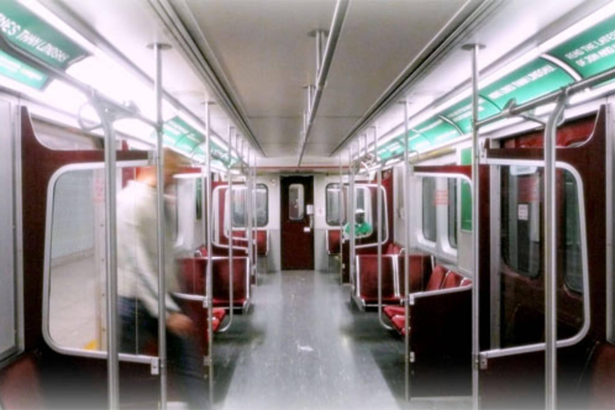 ttc subway