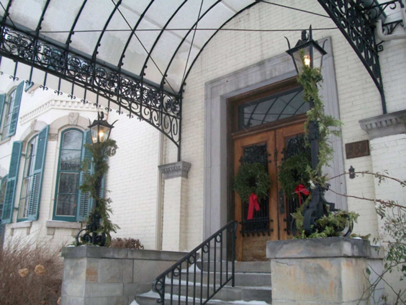 Nostalgia Tripping Christmas At The Spadina Museum