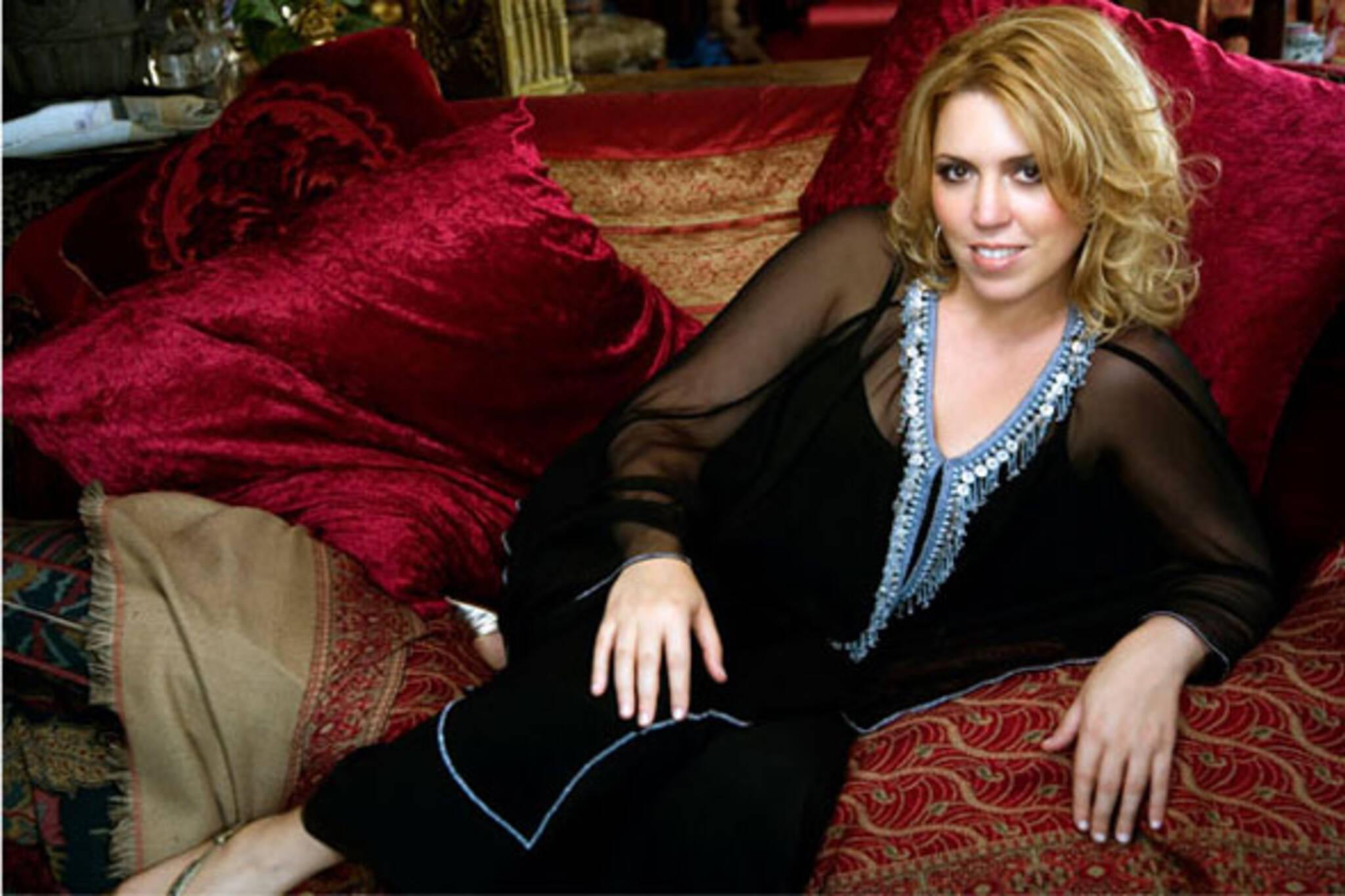 Pianist Gabriela Montero
