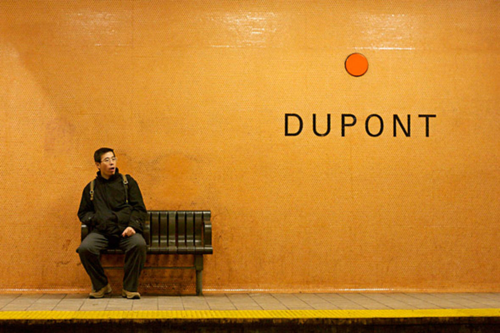Dupont Subway Station