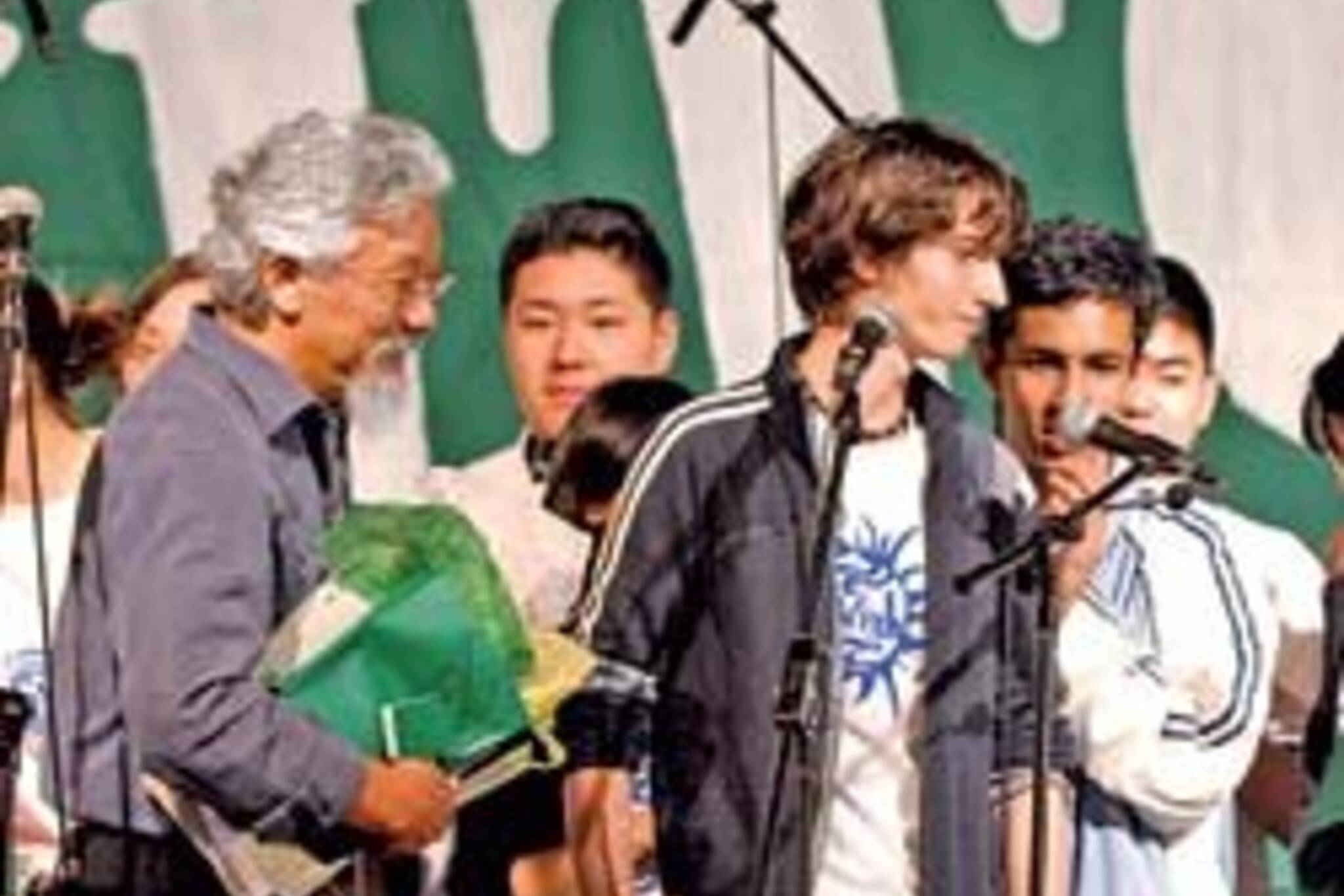 David Suzuki @ SWITCH Initiative