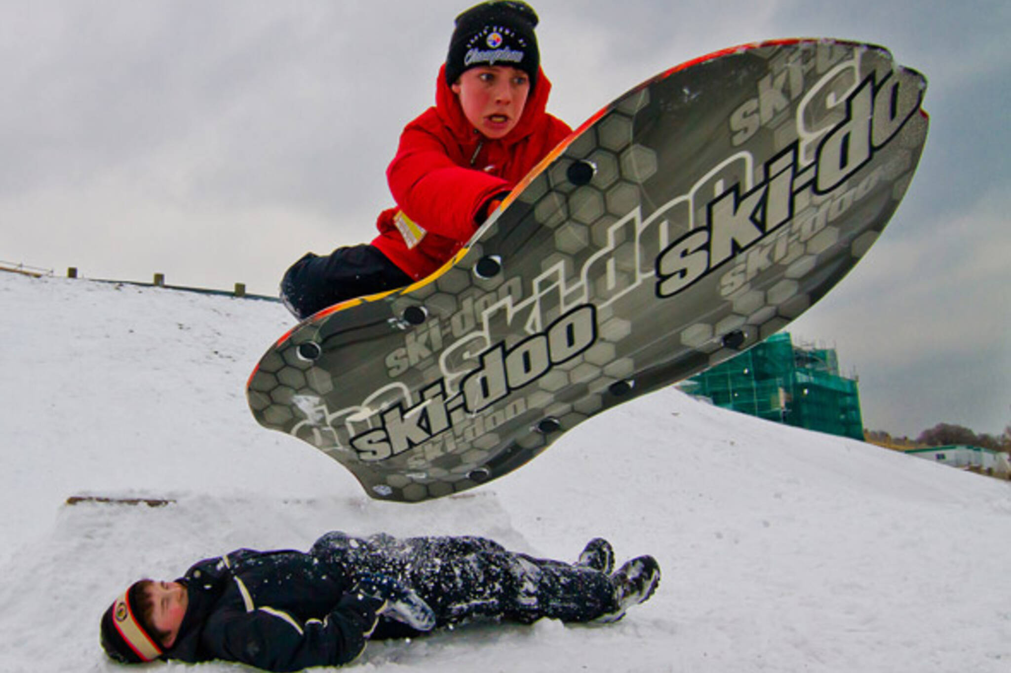 Snowboarding Toronto
