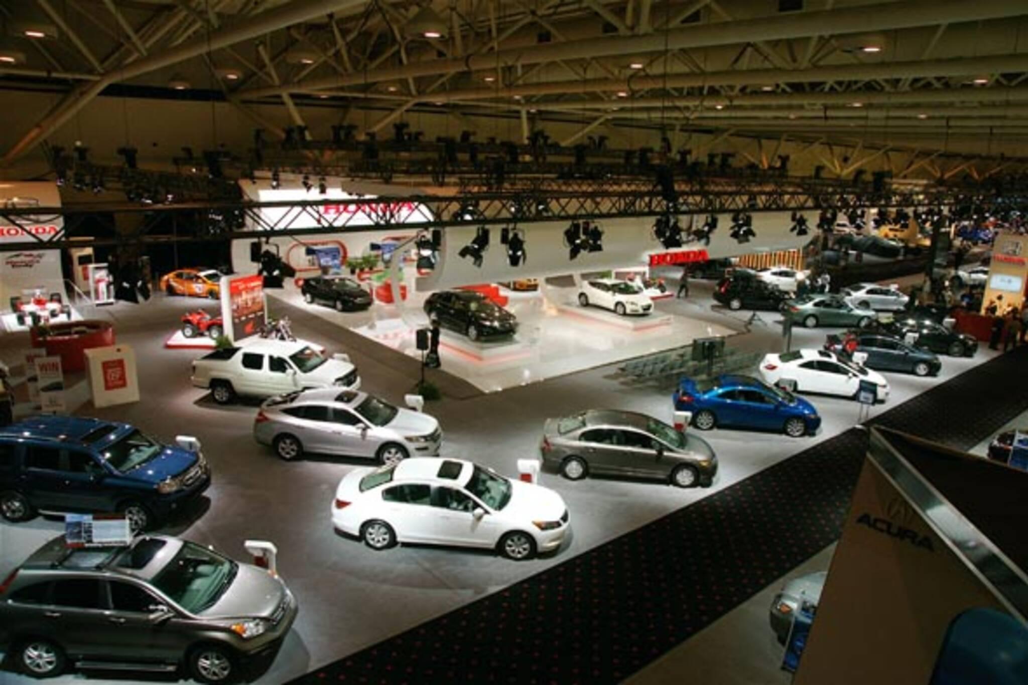 Trade Shows Toronto 2011