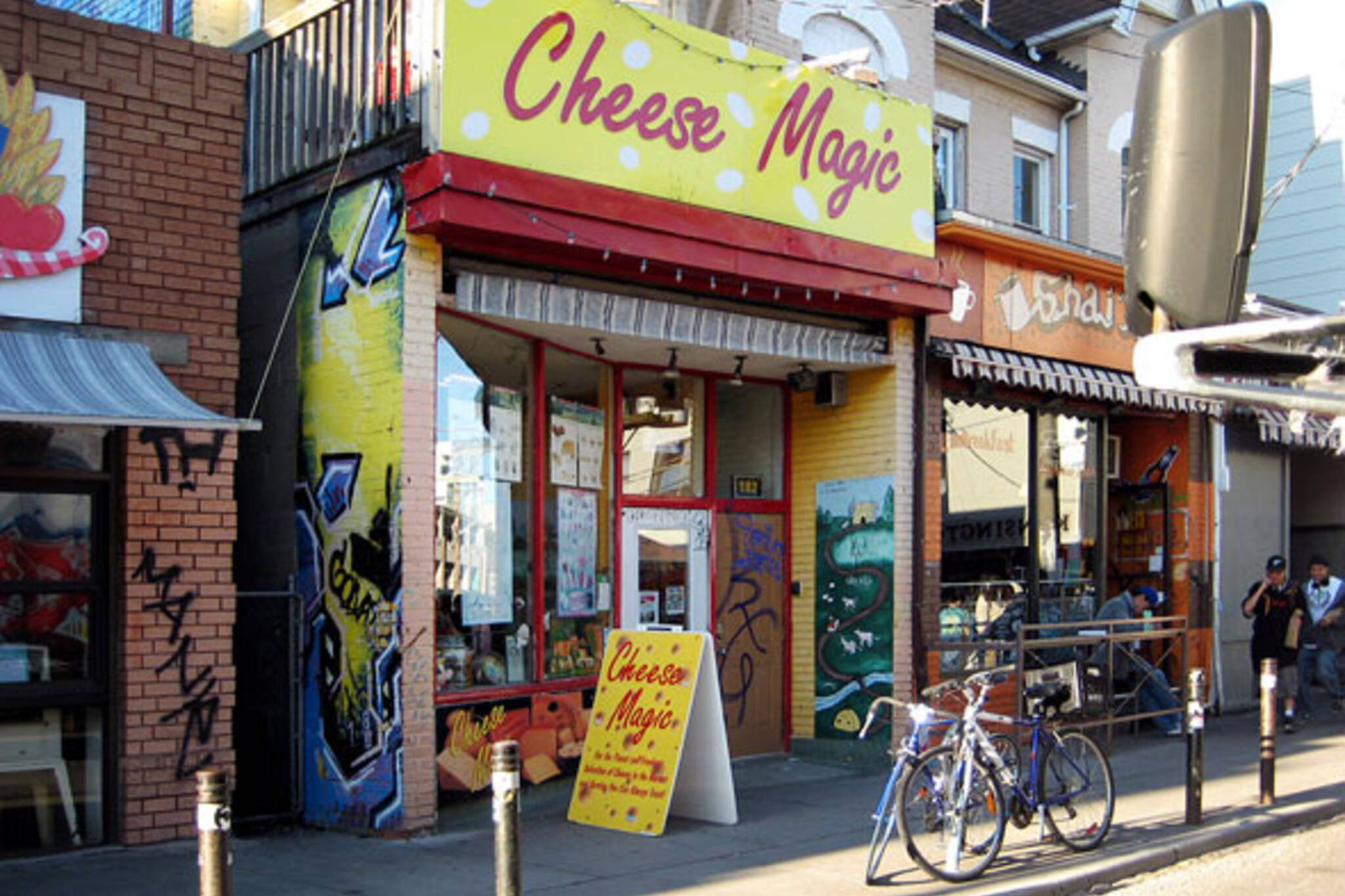 Cheese Magic reponds to listeria scare