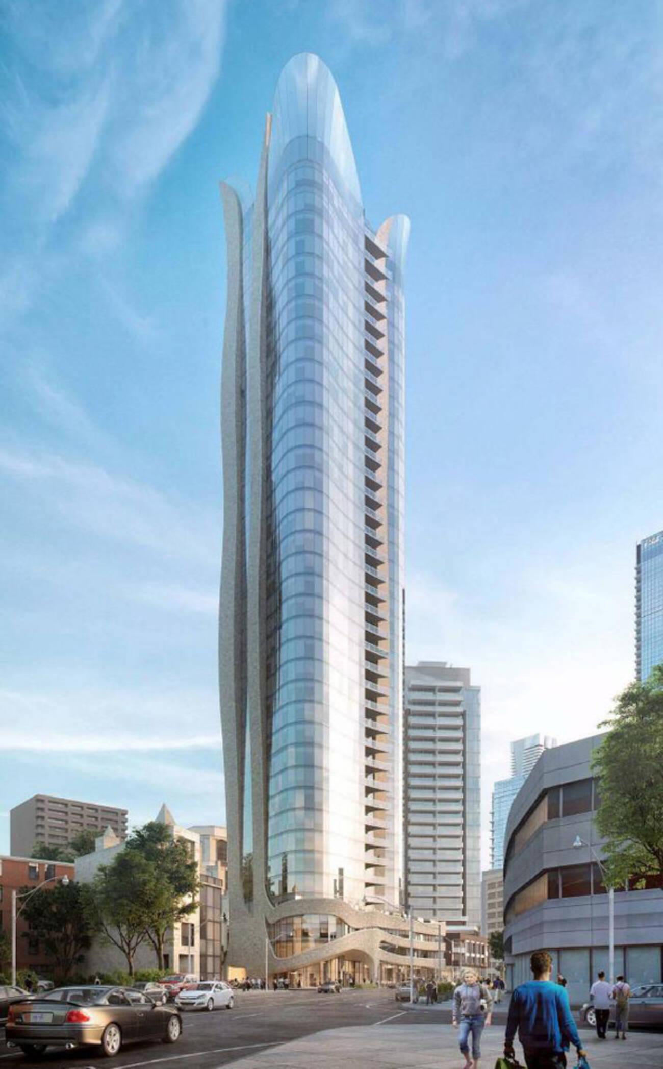 Proposed Condo Building Might Be Toronto S Priciest