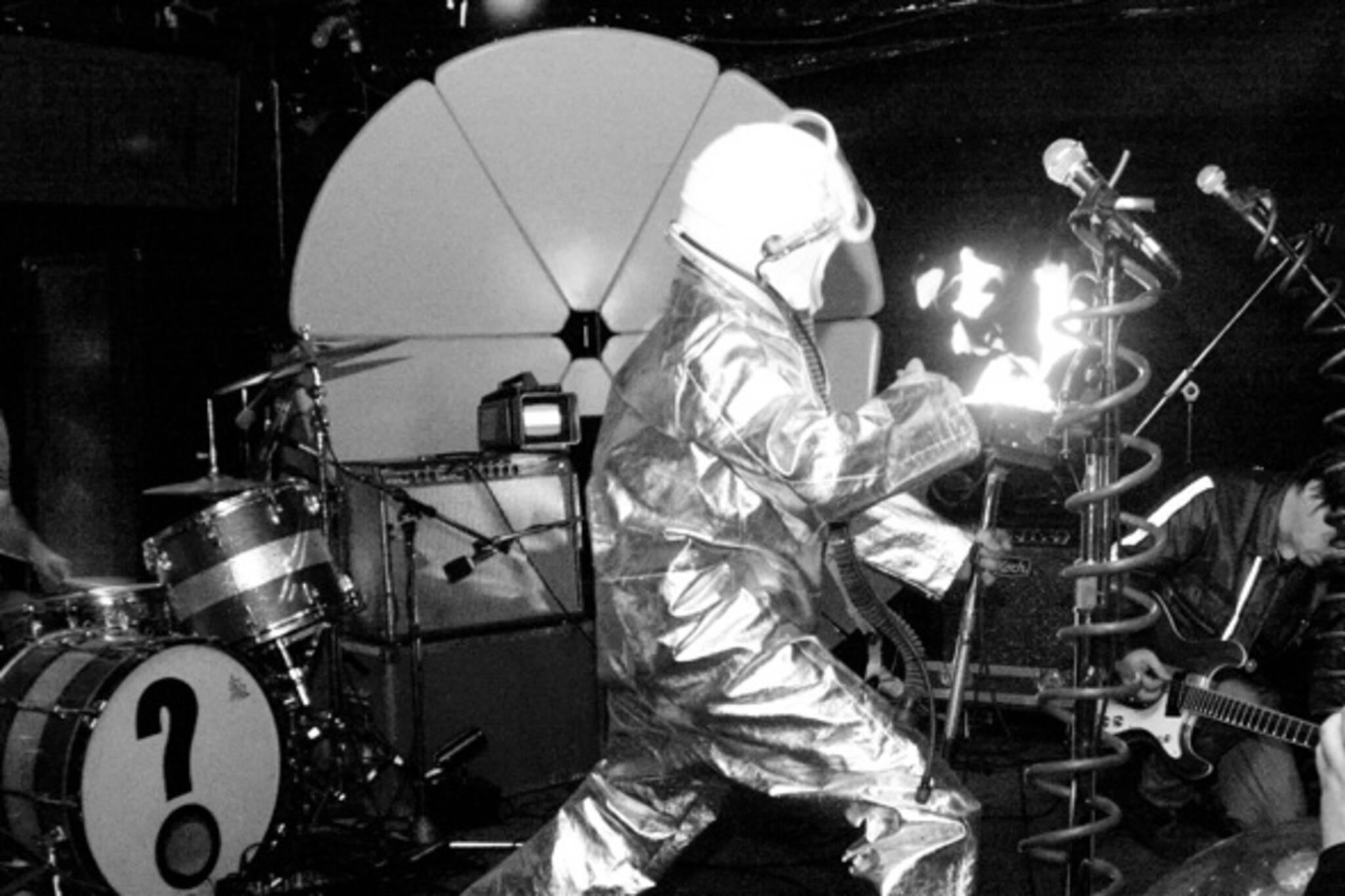 NXNE Man Or Astroman