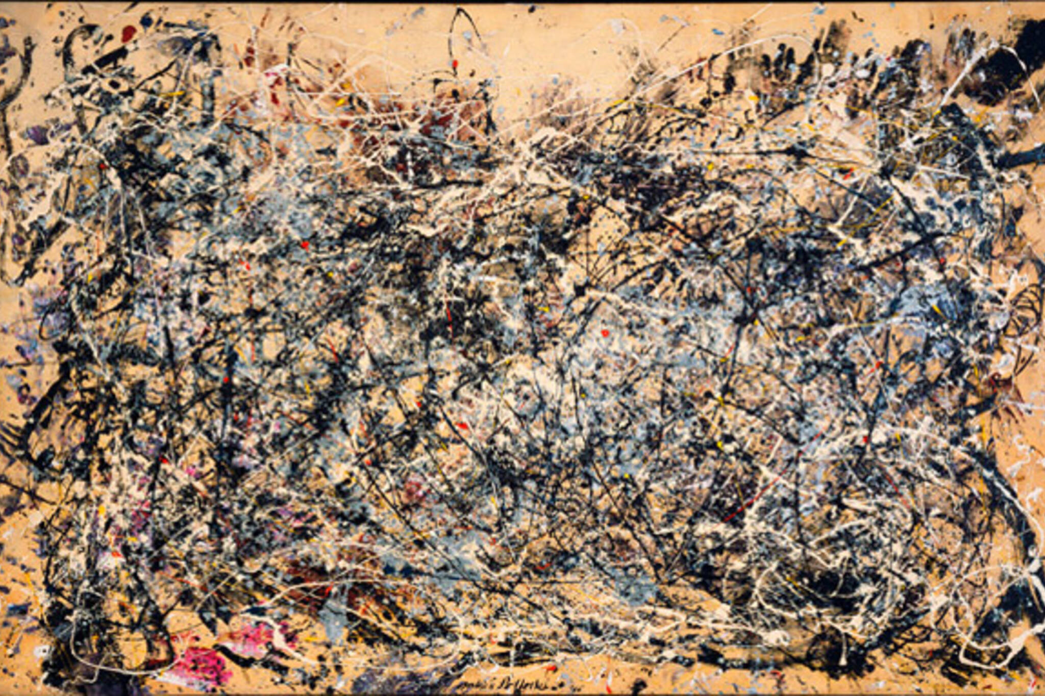 Abstract Expressionist New York AGO