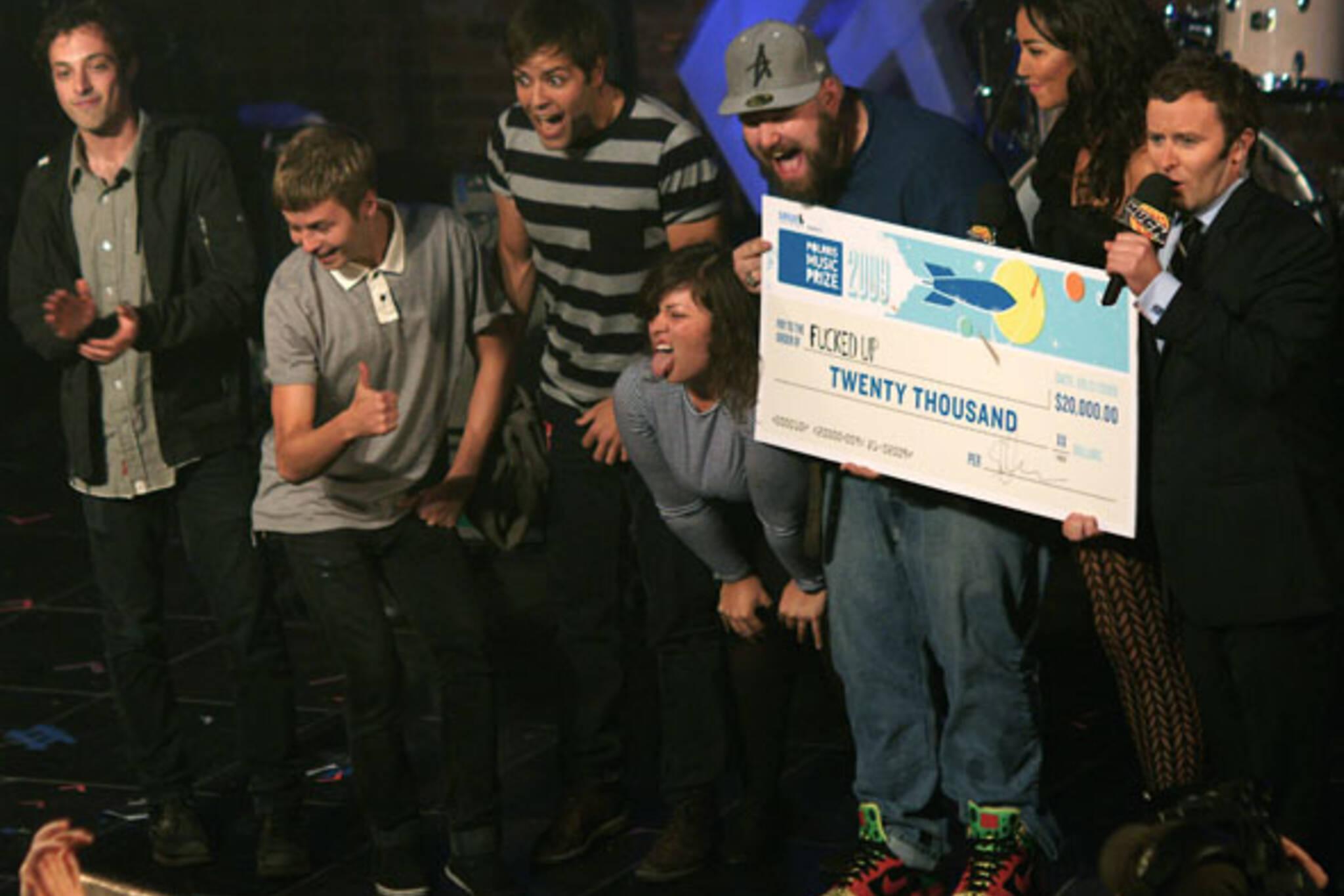 Polaris Prize 2012