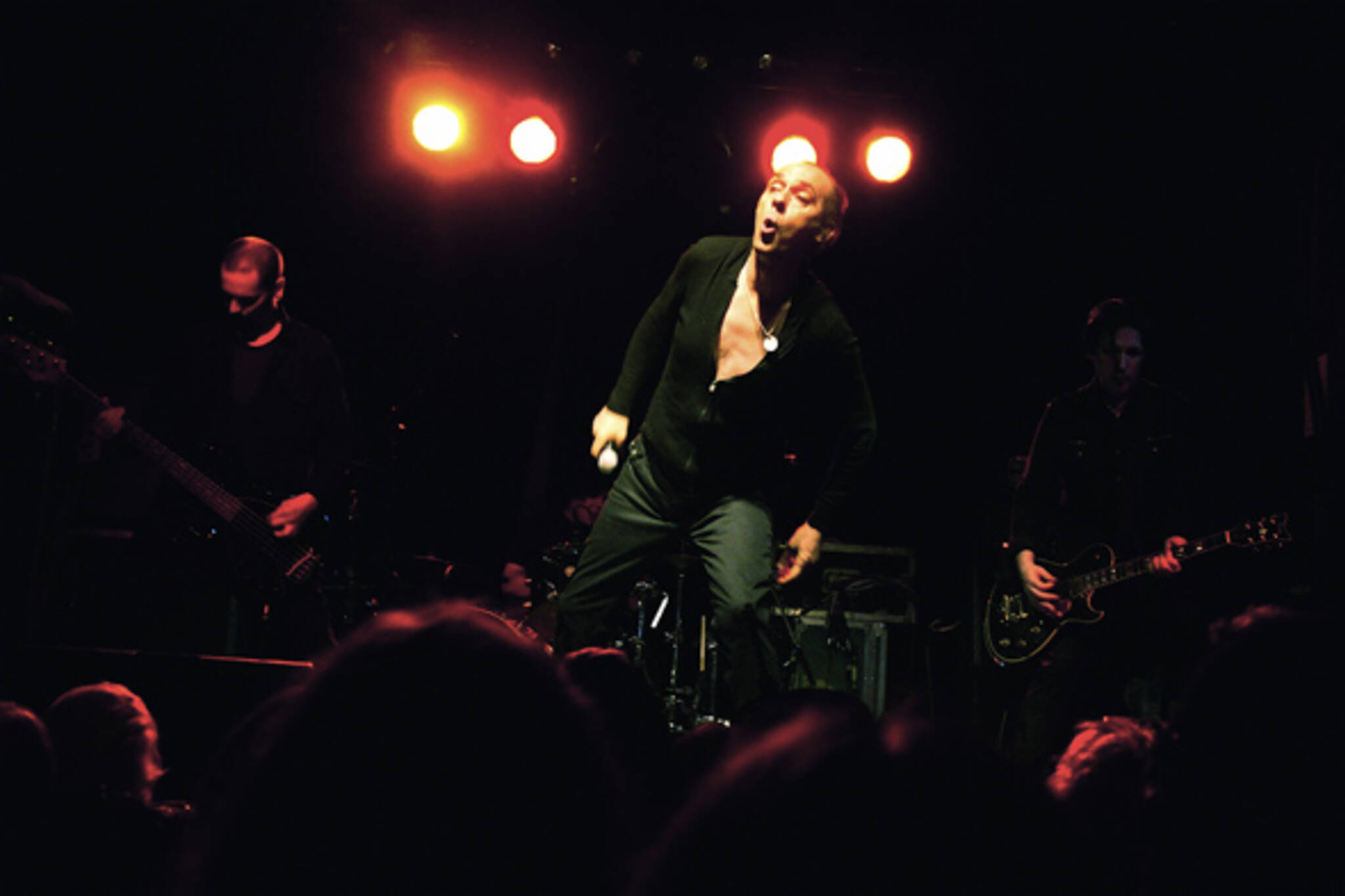 Peter Murphy at Lee's Palace in Toronto