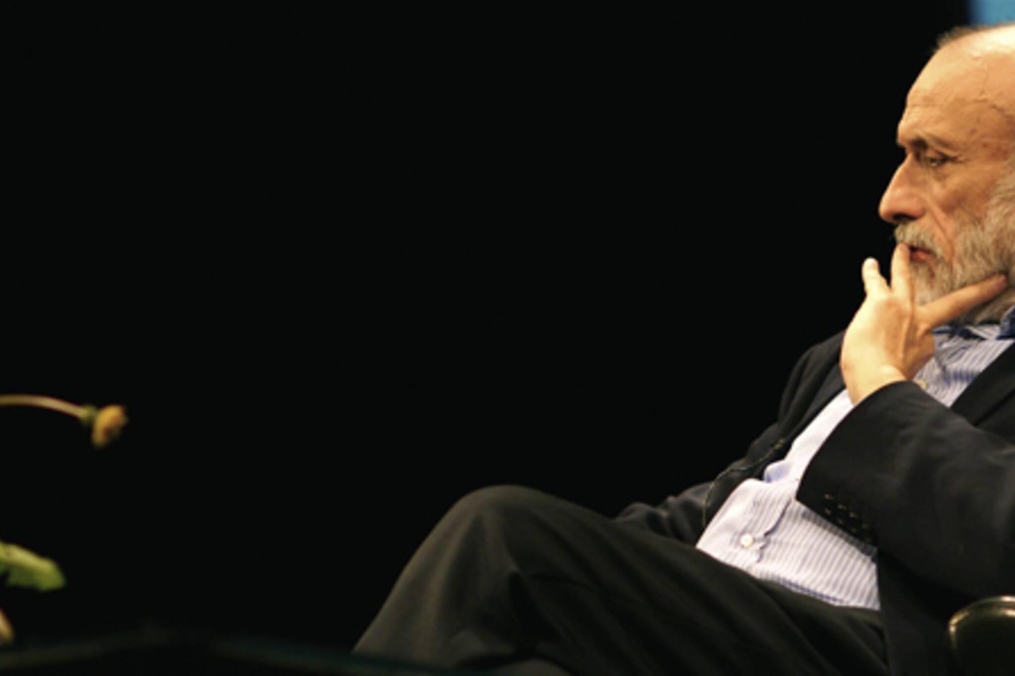 Carlo Petrini in Toronto