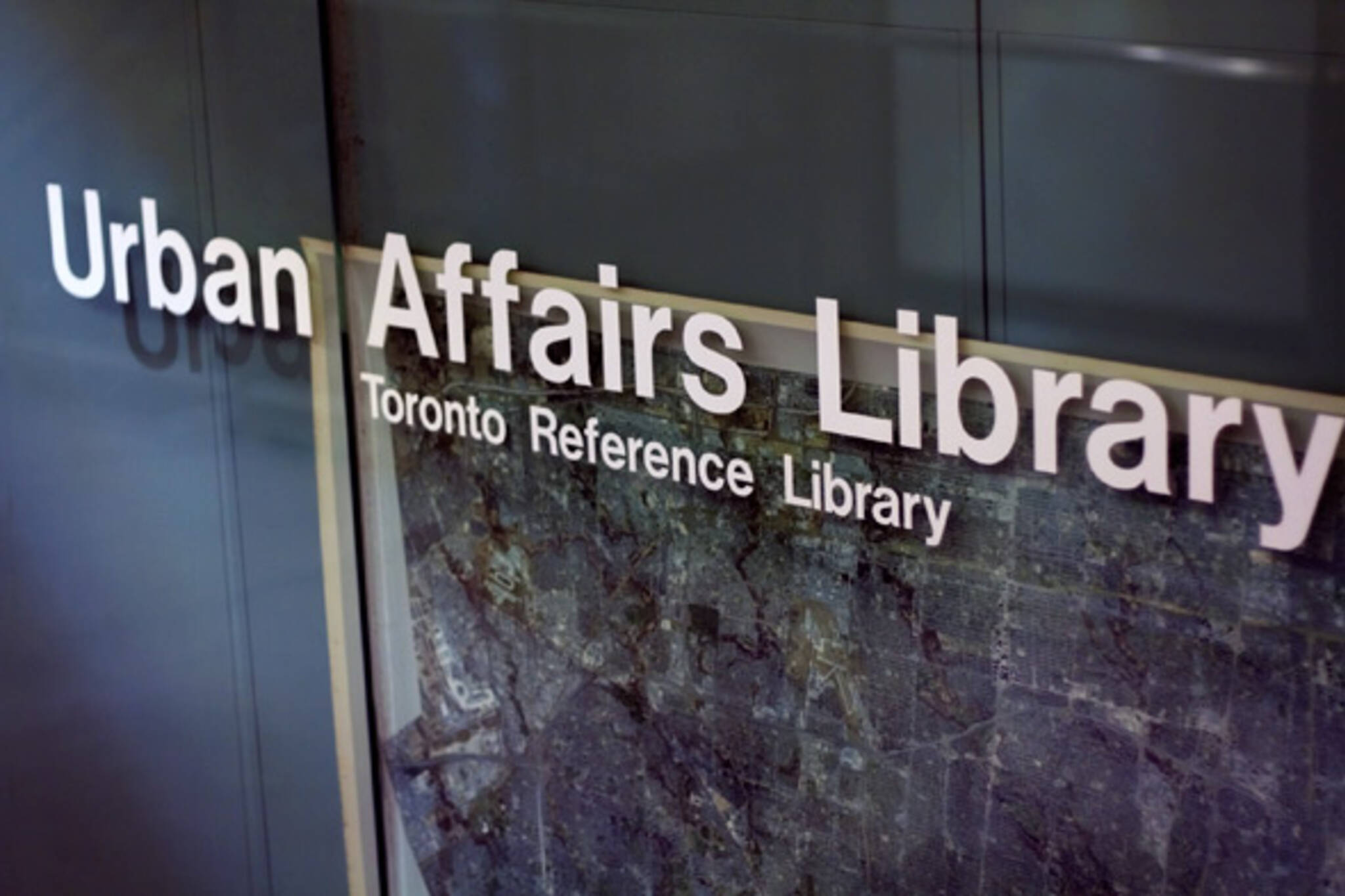 Toronto Urban Affairs Library