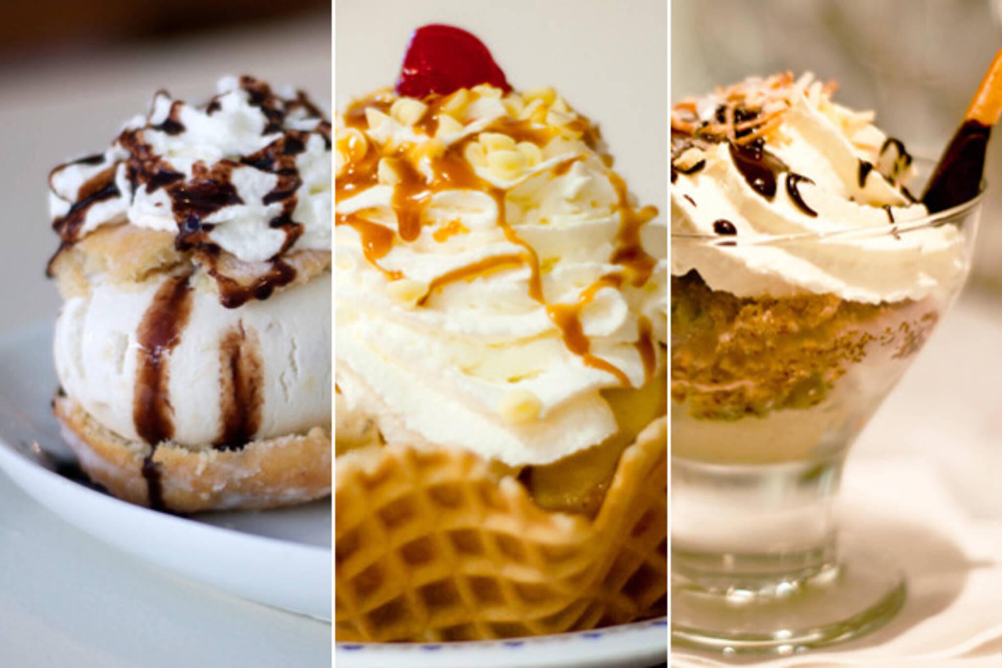 Toronto Ice Cream Challenge