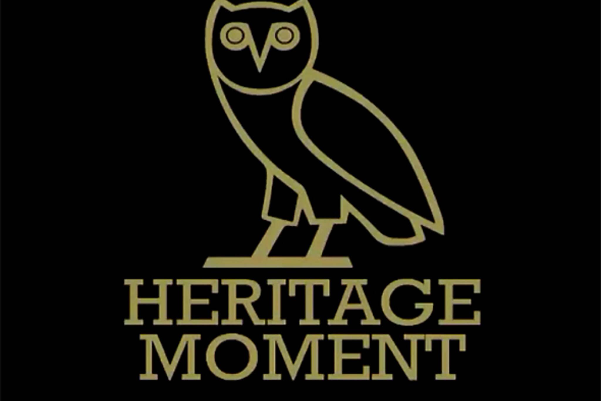 Drake heritage moment
