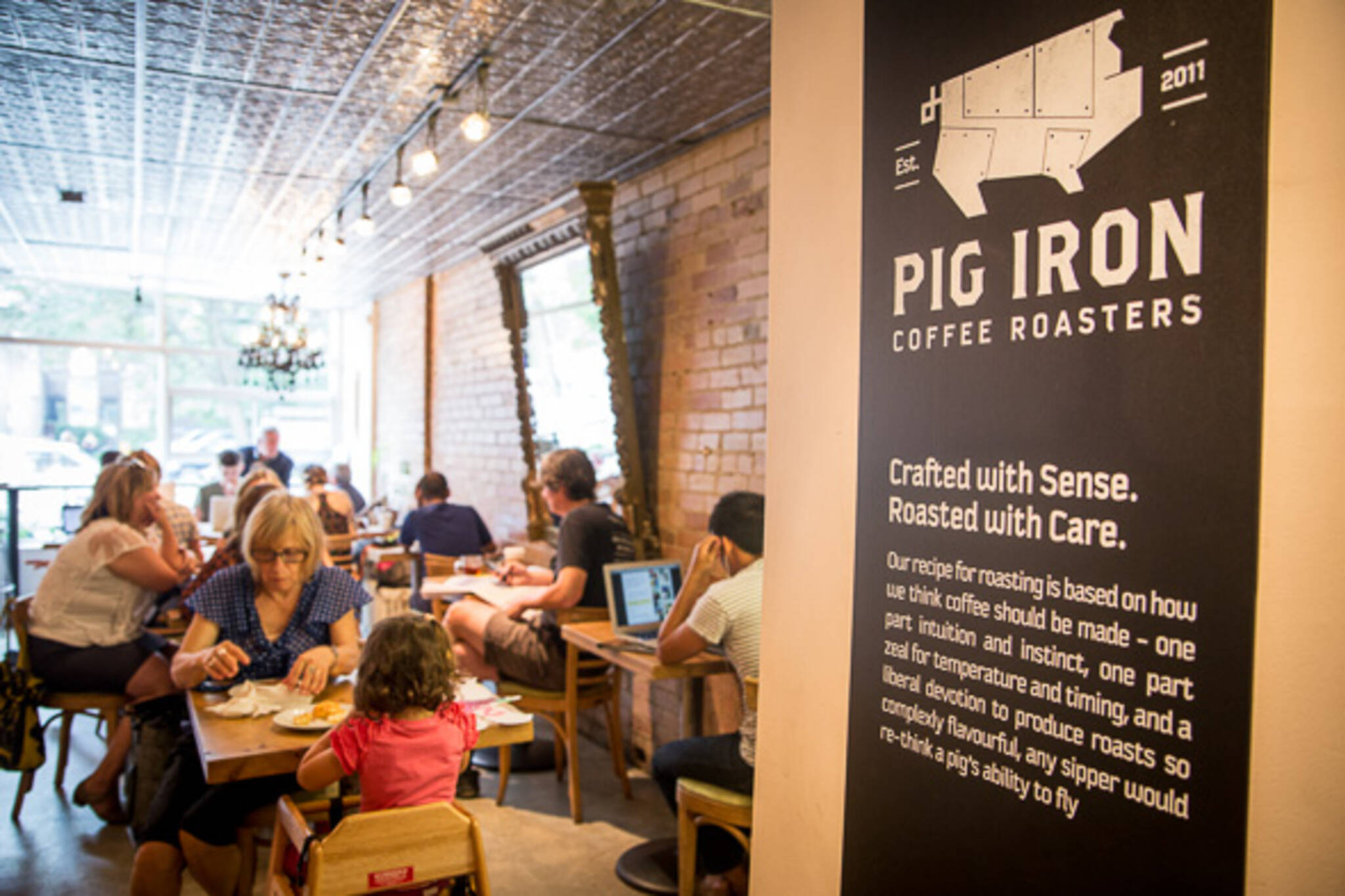 Pig Iron Roasters