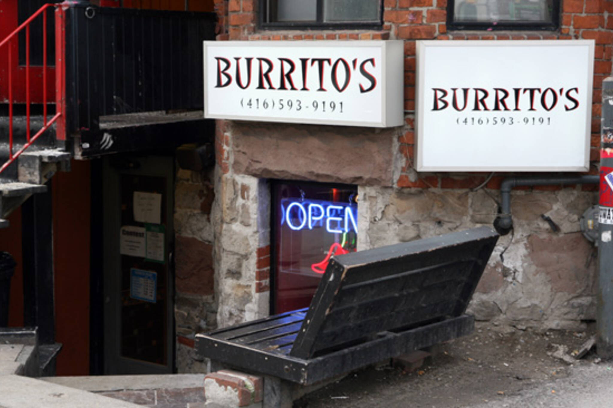 Burrito Boyz Toronto