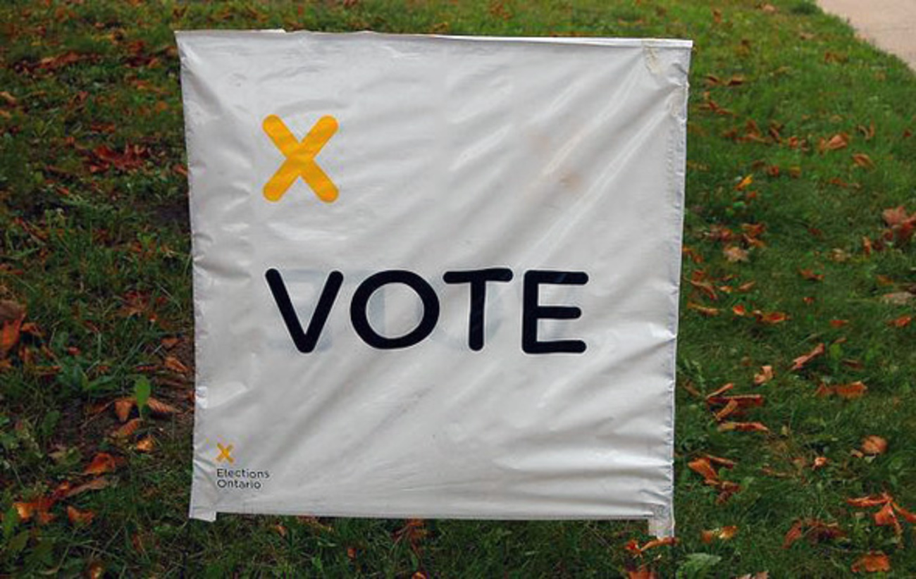 ontario election On june 7, 2018, the province of ontario will hold a general election.
