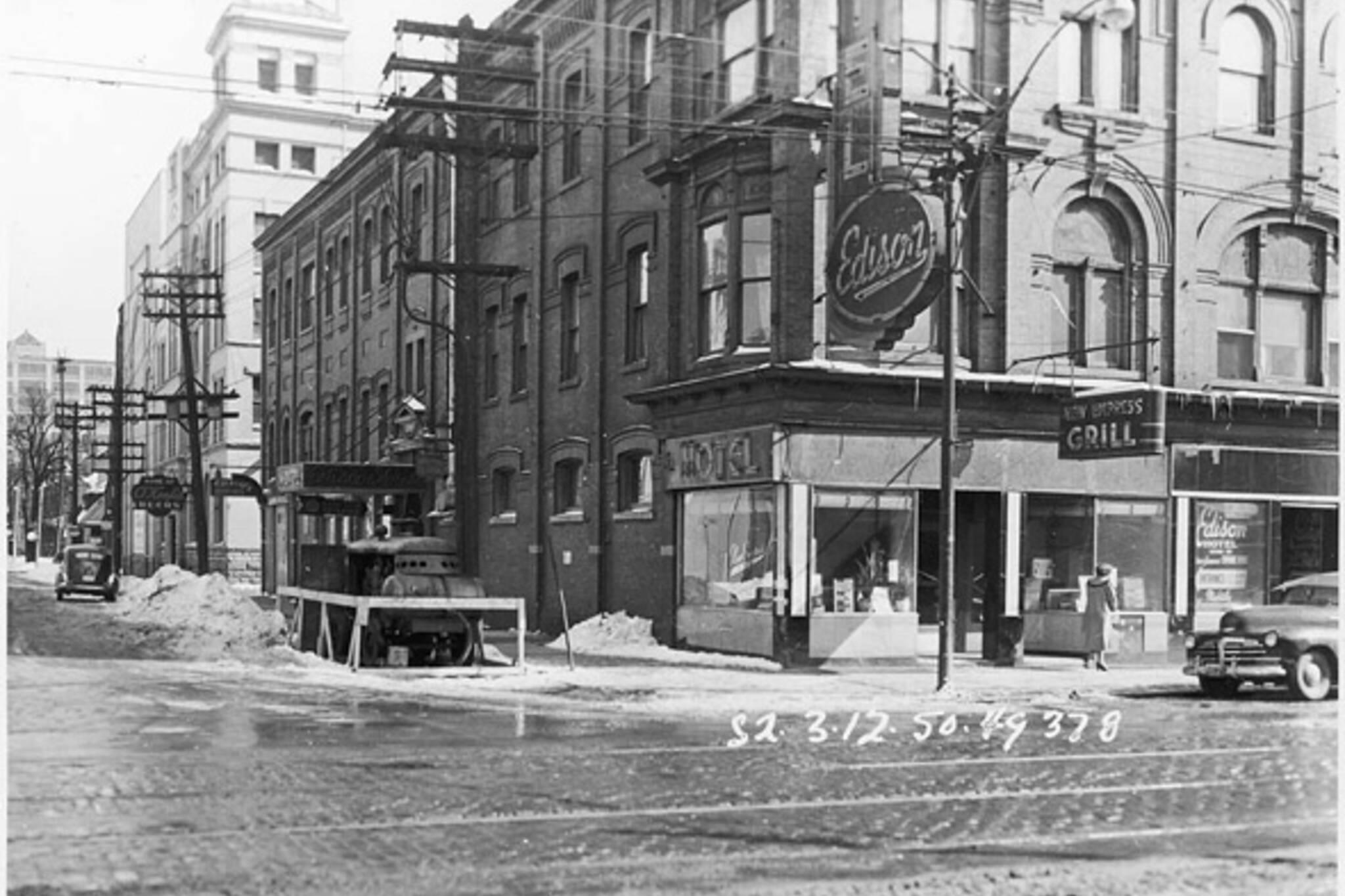 Toronto, history, heritage, Empress Hotel