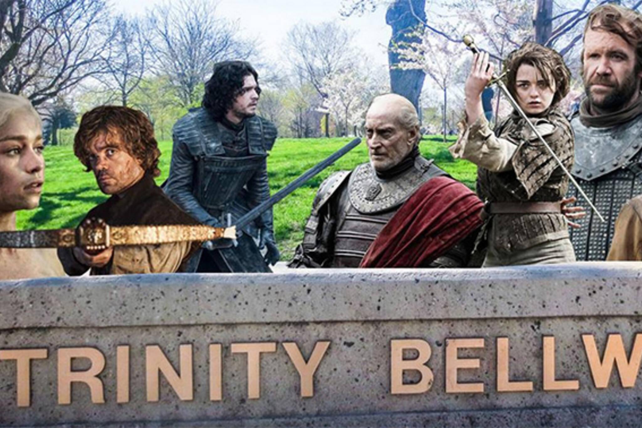 Game of Thrones battle Toronto