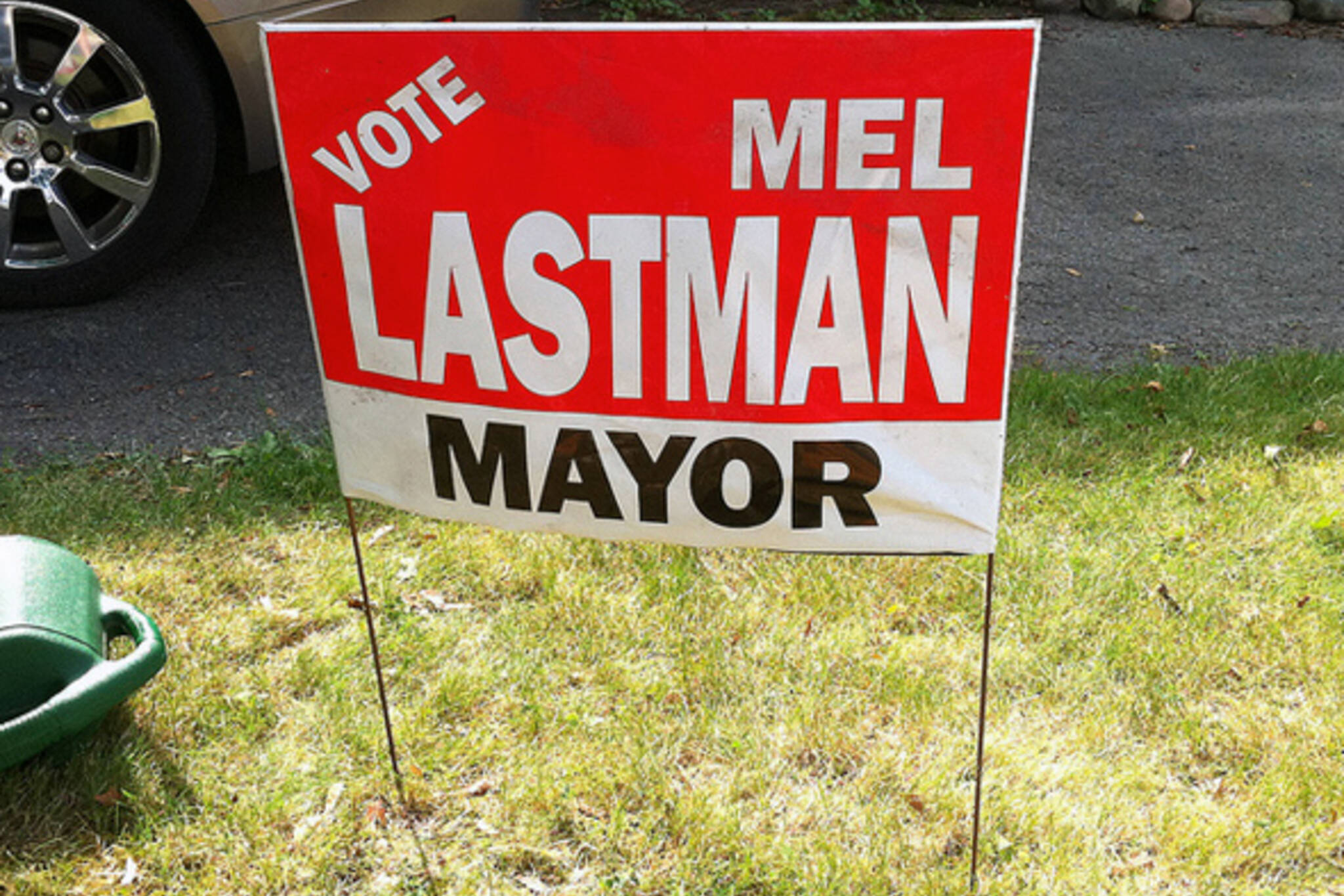 Mel Lastman Mayor