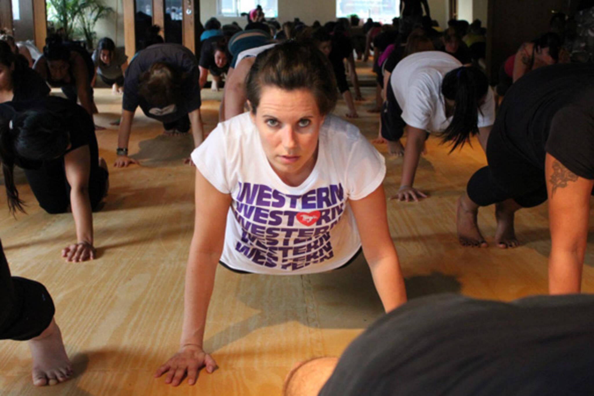 Group Fitness Toronto