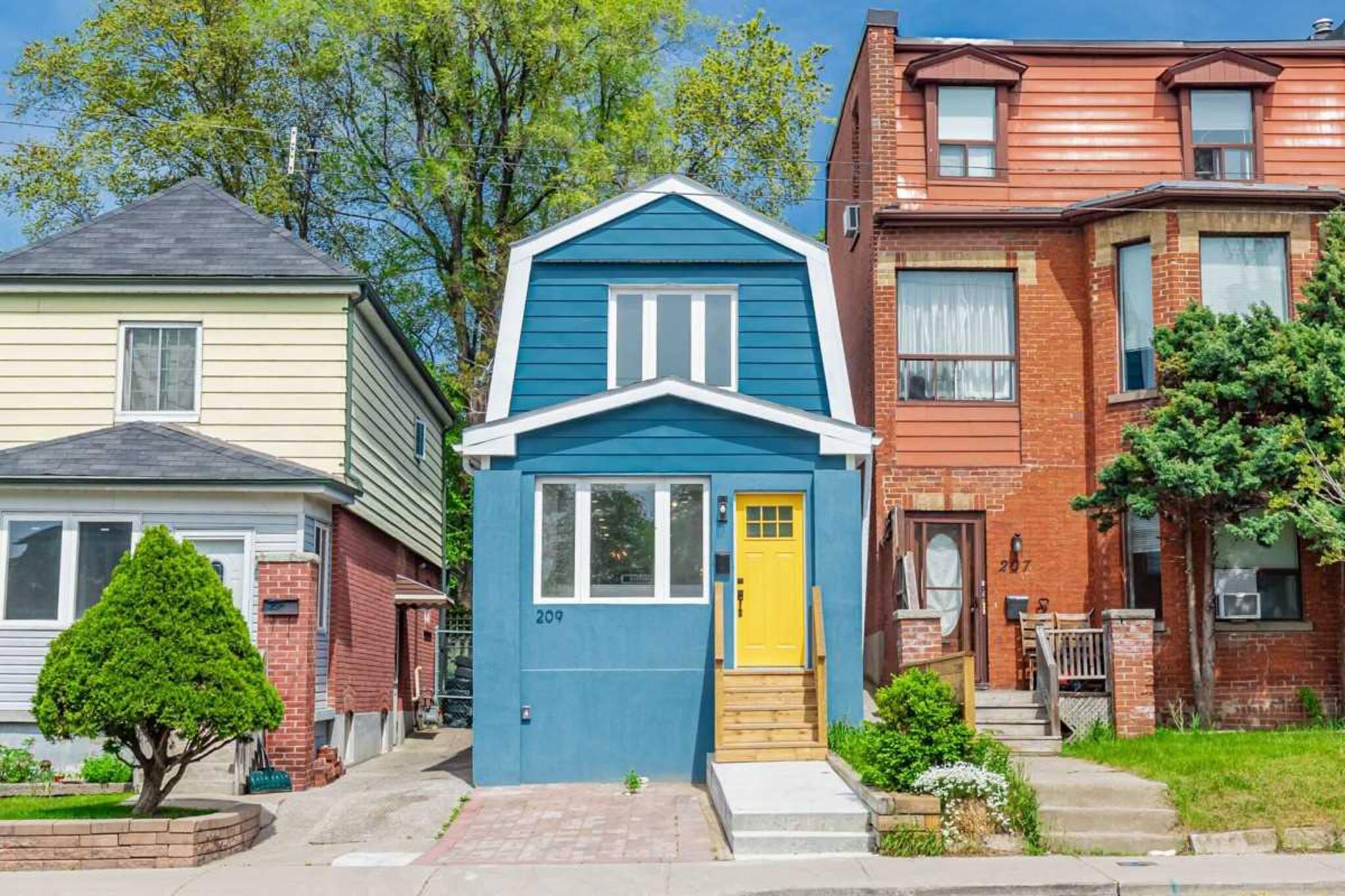 209 Donlands Avenue Toronto