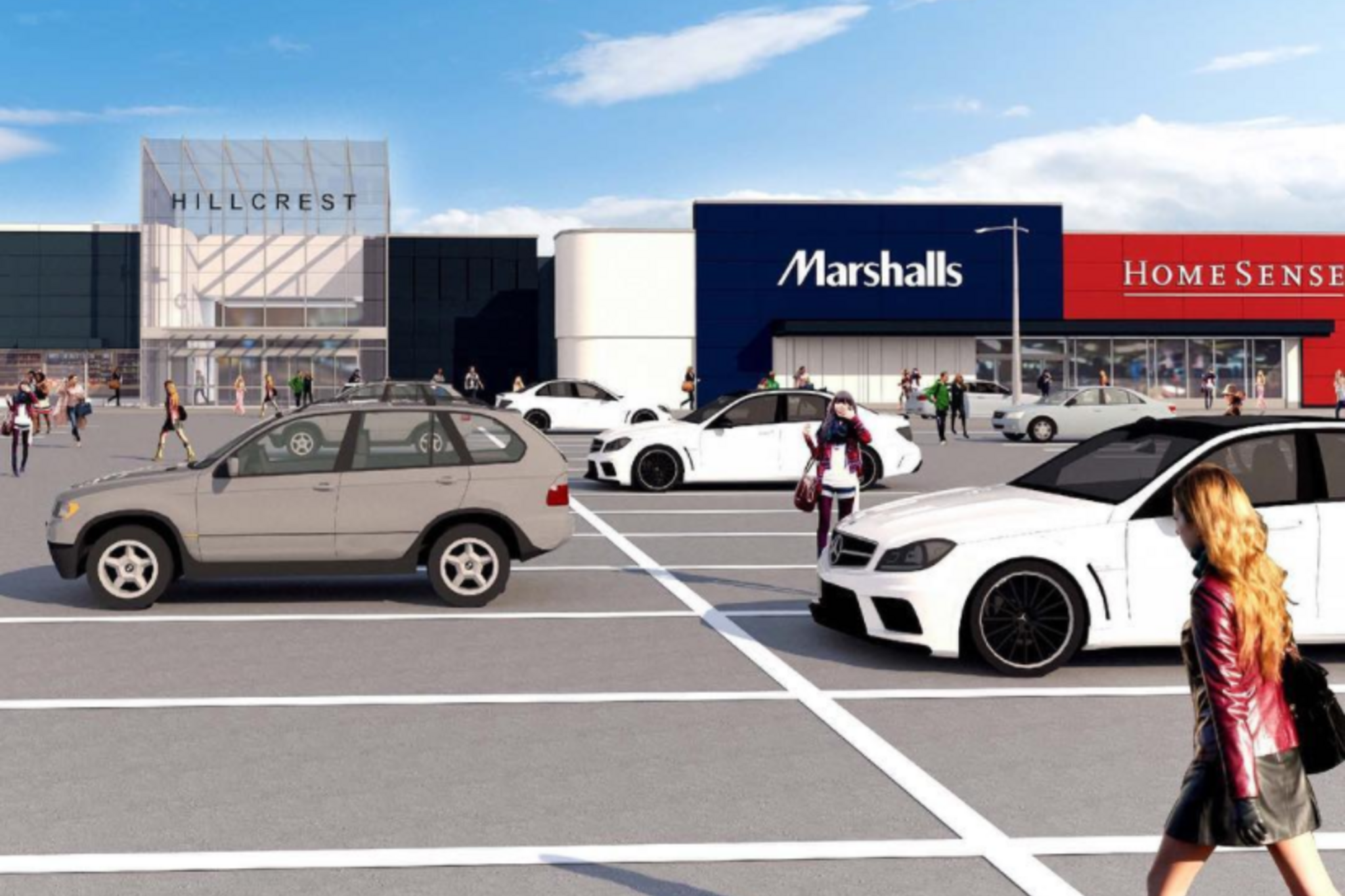 hillcrest mall