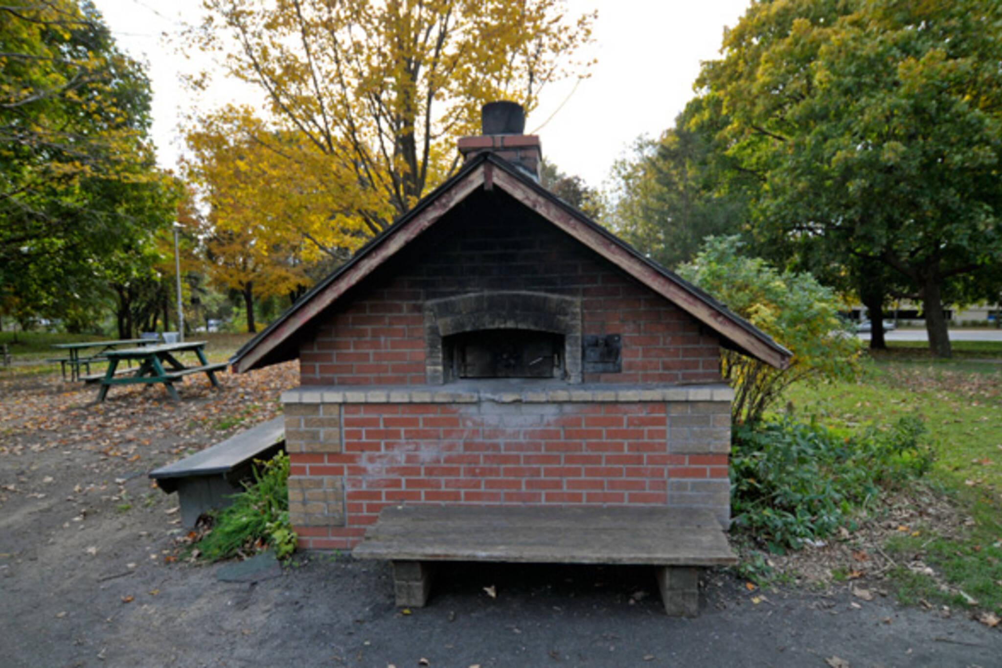Dufferin Grove Bake Oven